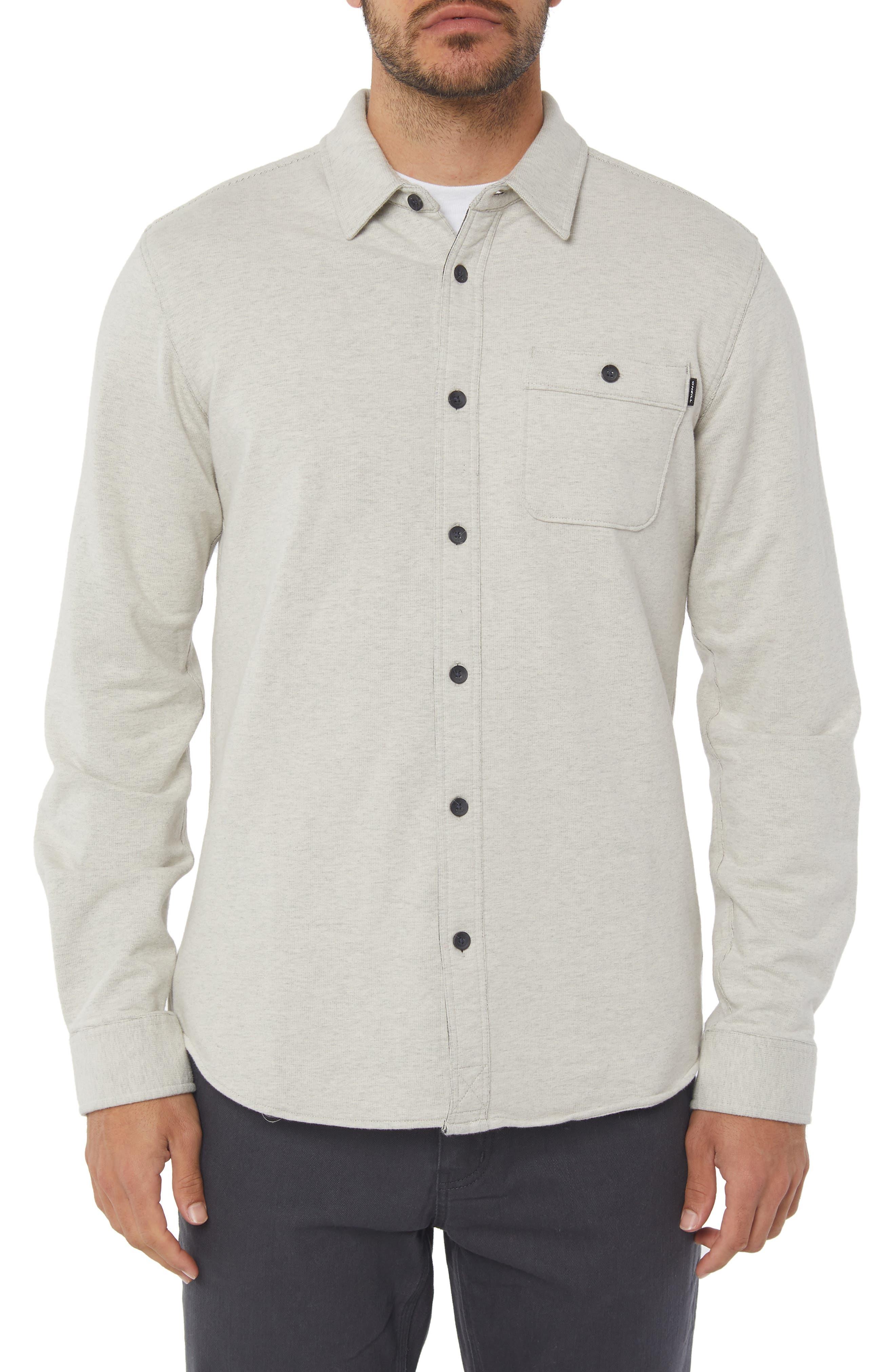 Anton Long Sleeve Shirt,                         Main,                         color, 020