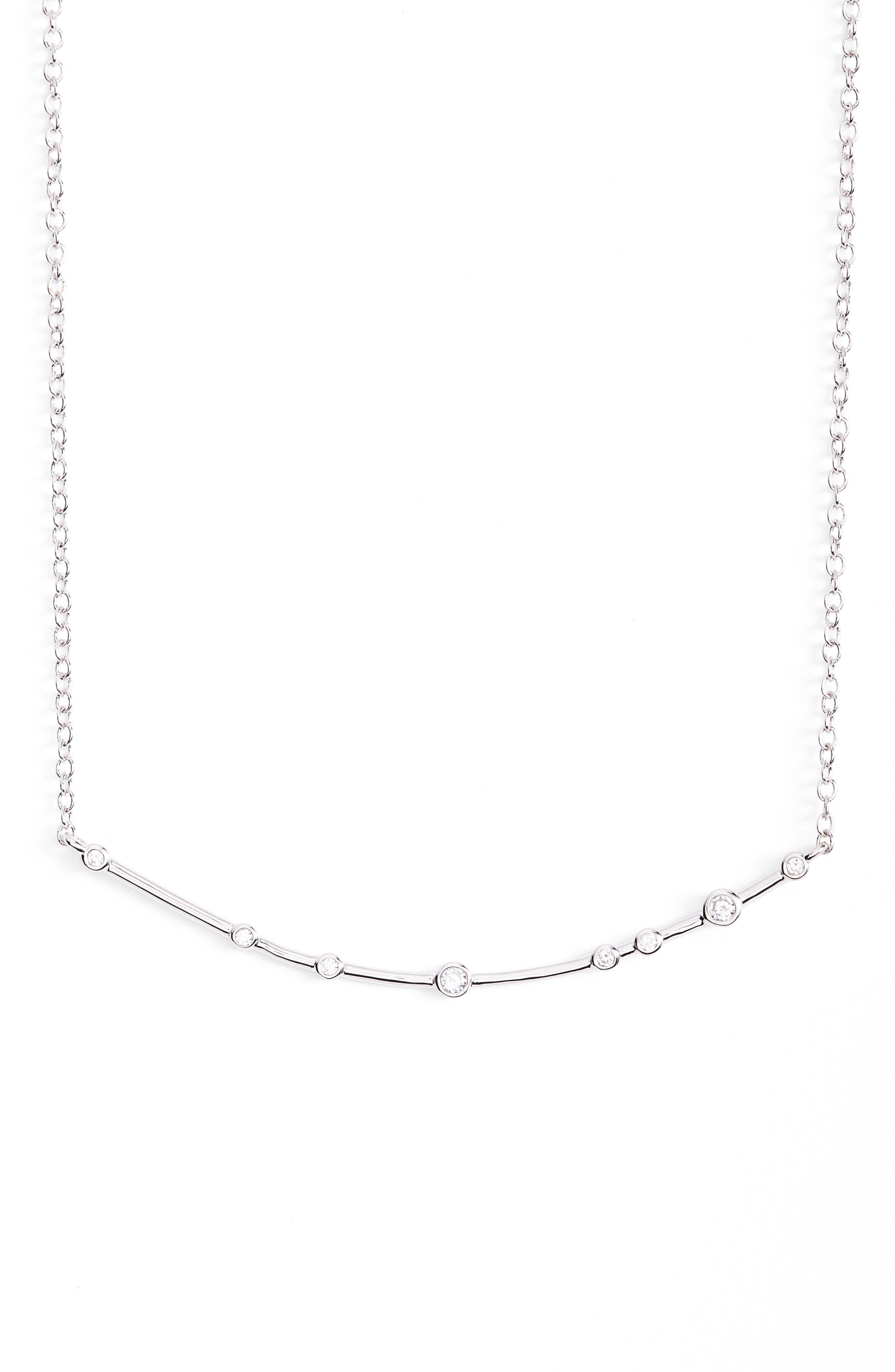 Crescent Necklace,                             Alternate thumbnail 2, color,                             040