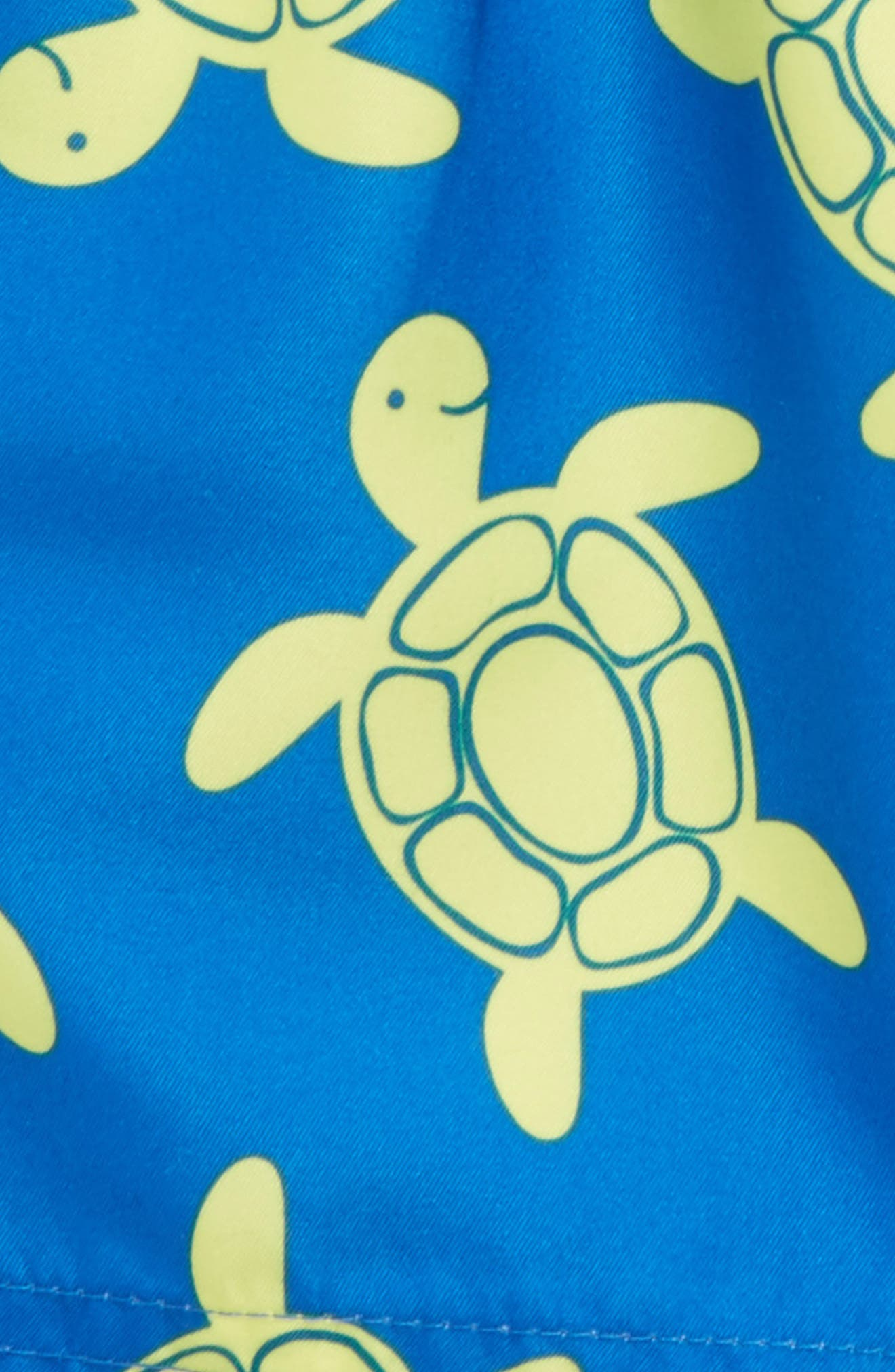 Turtle UPF 50+ Swim Trunks,                             Alternate thumbnail 2, color,