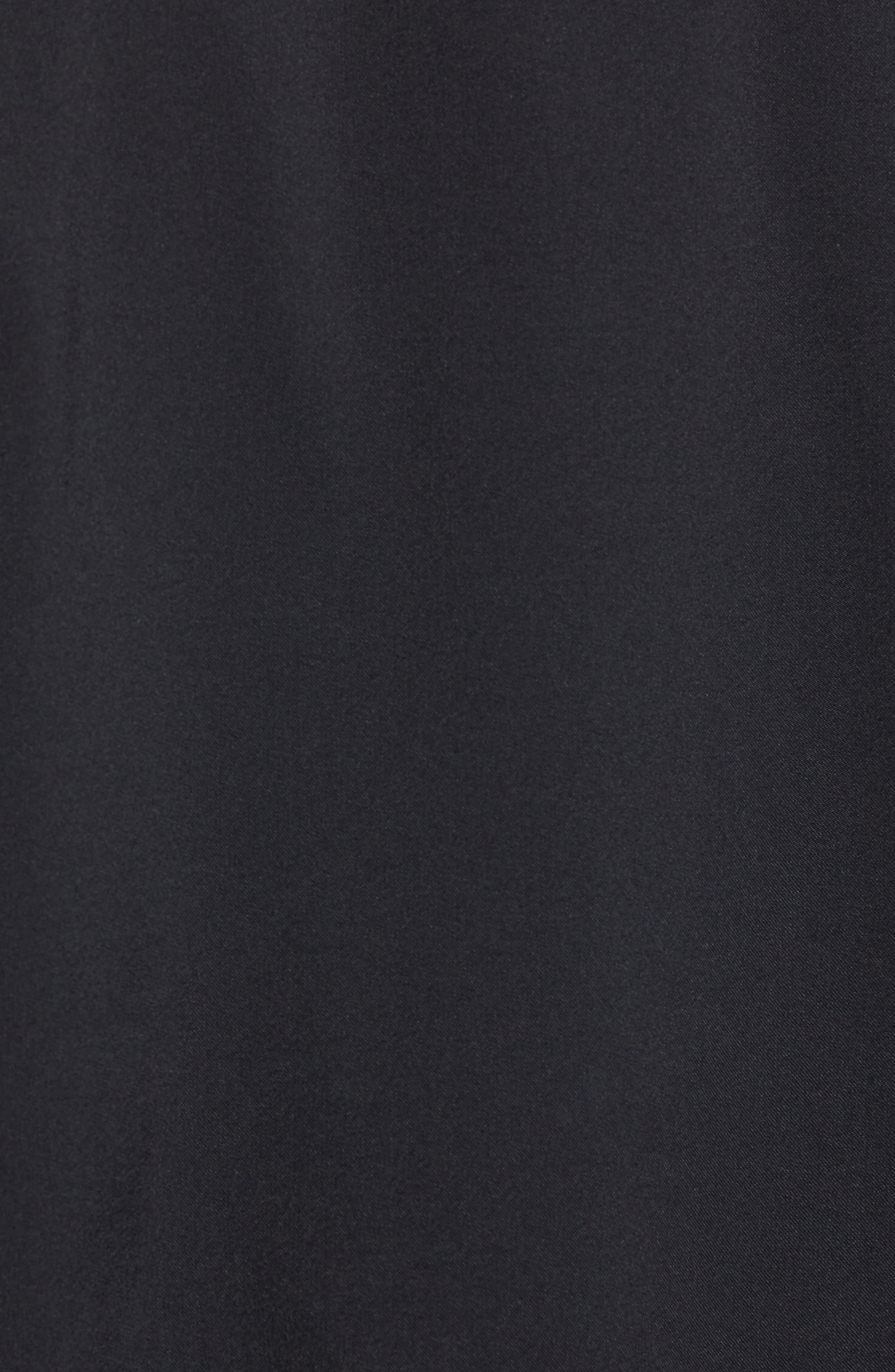 Tremont Neoteric Regular Fit Jacket,                             Alternate thumbnail 6, color,                             BLACK