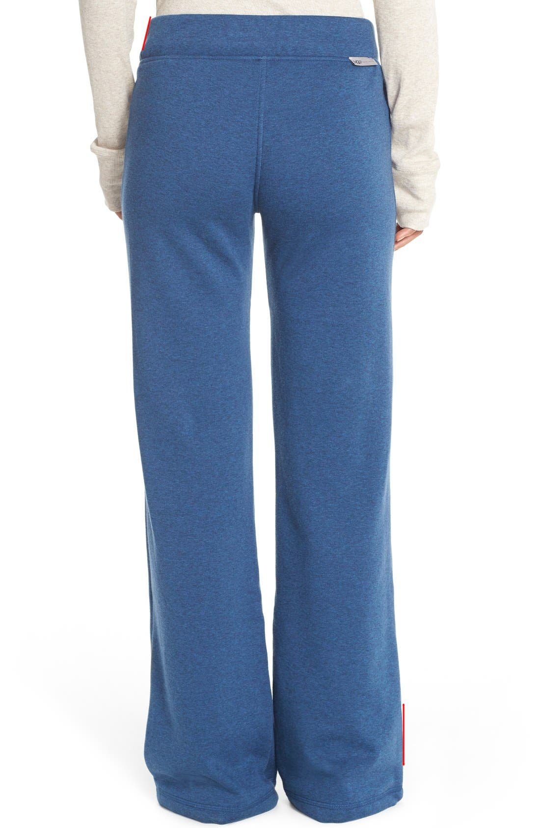 'Collins' Double Knit Pants,                             Alternate thumbnail 40, color,