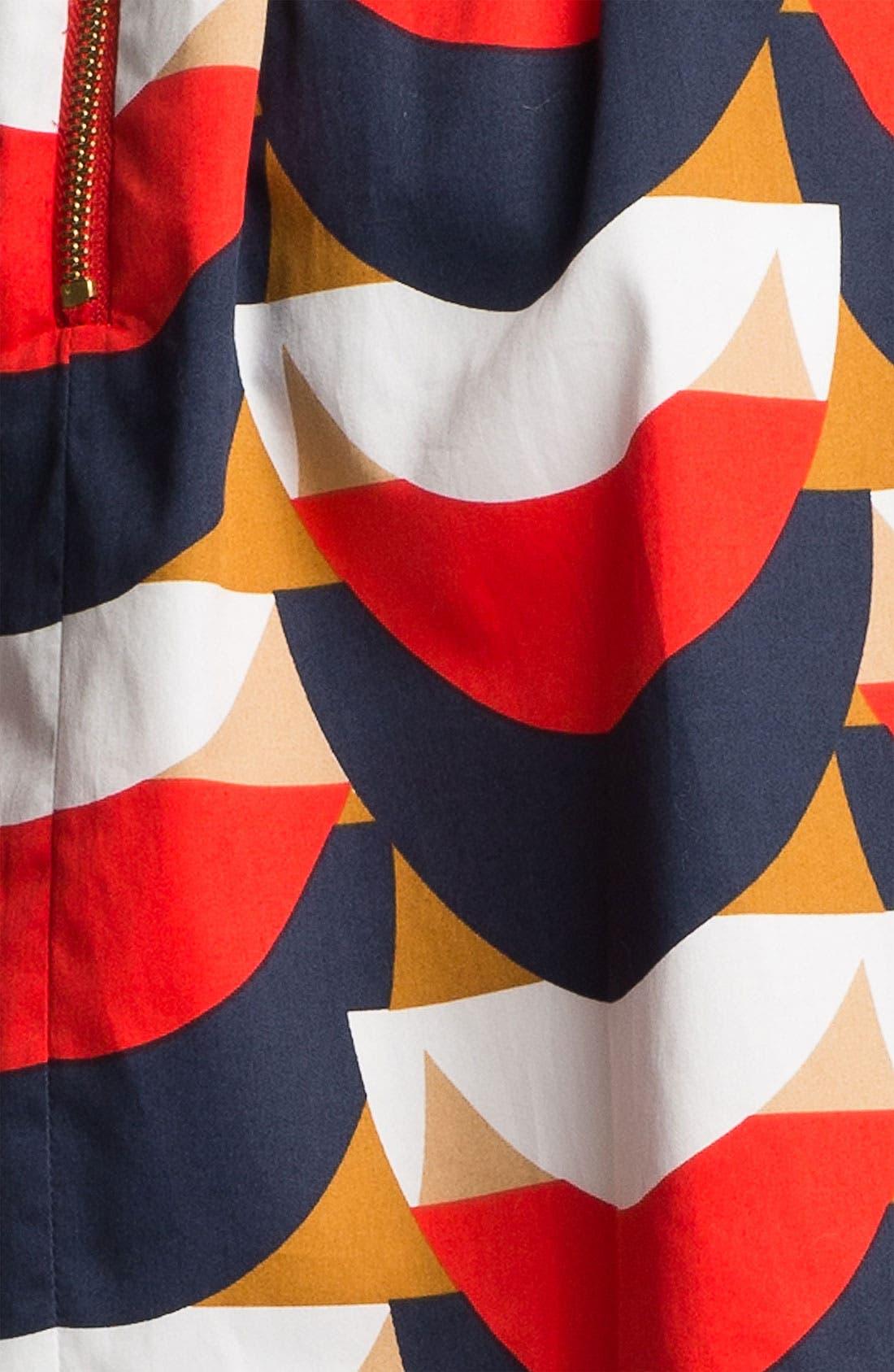 Print Skirt,                             Alternate thumbnail 2, color,