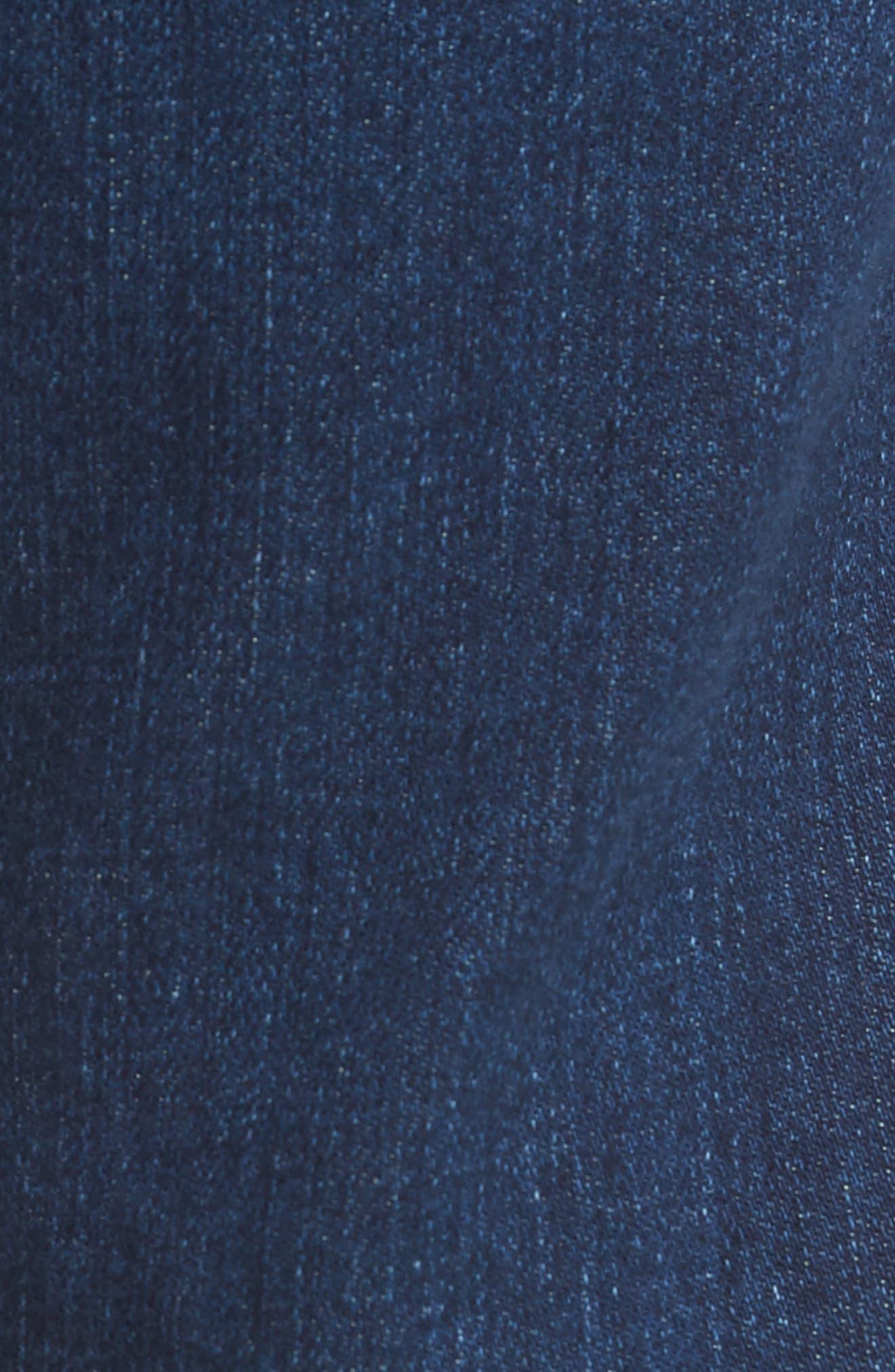 L'Homme Skinny Fit Jeans,                             Alternate thumbnail 5, color,                             420