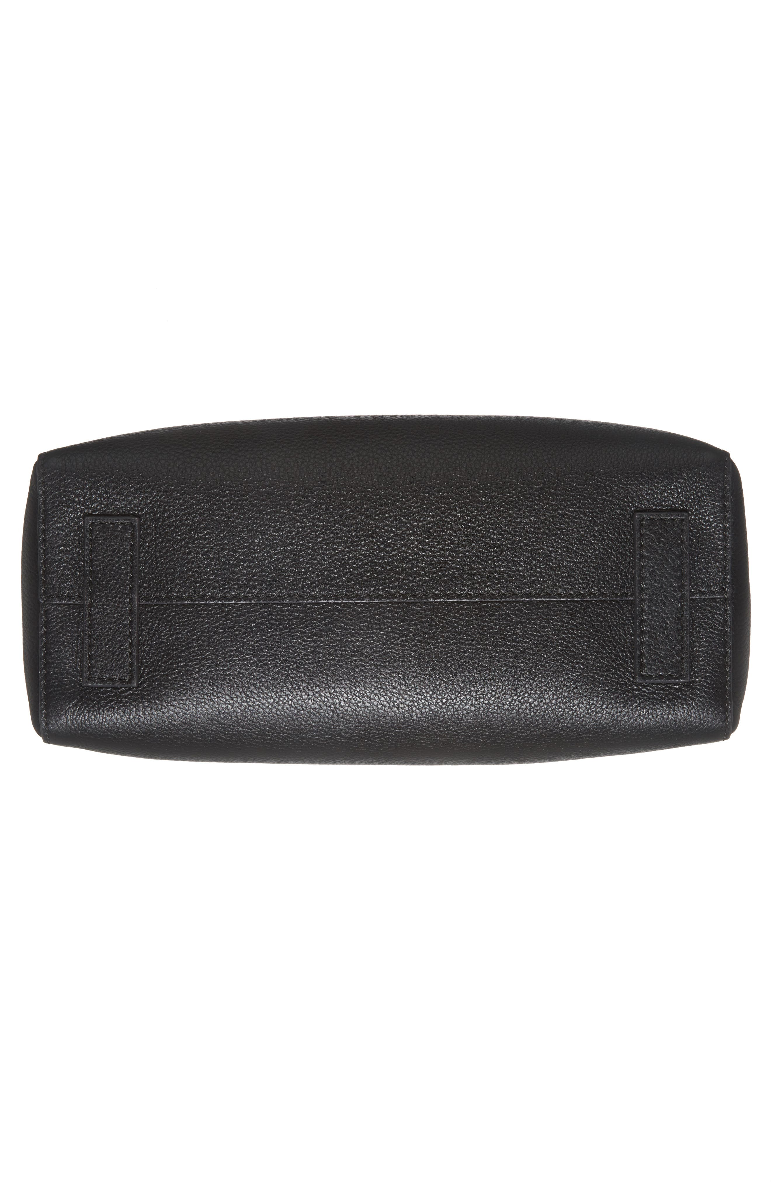 McGraw Leather Hobo,                             Alternate thumbnail 6, color,                             BLACK
