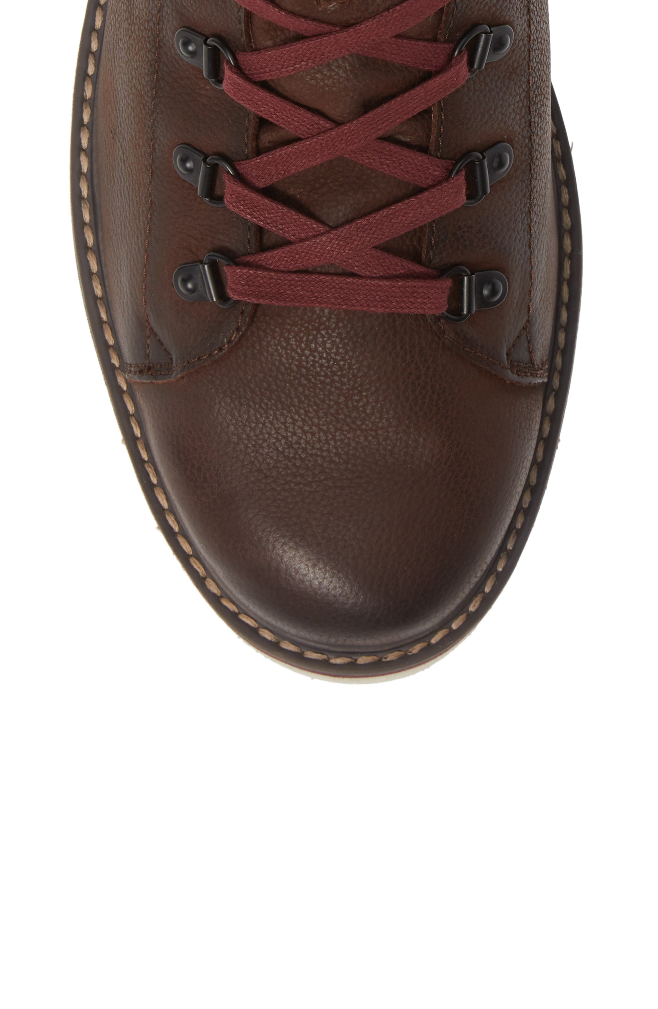 LLeida Plain Toe Boot,                             Alternate thumbnail 5, color,                             617