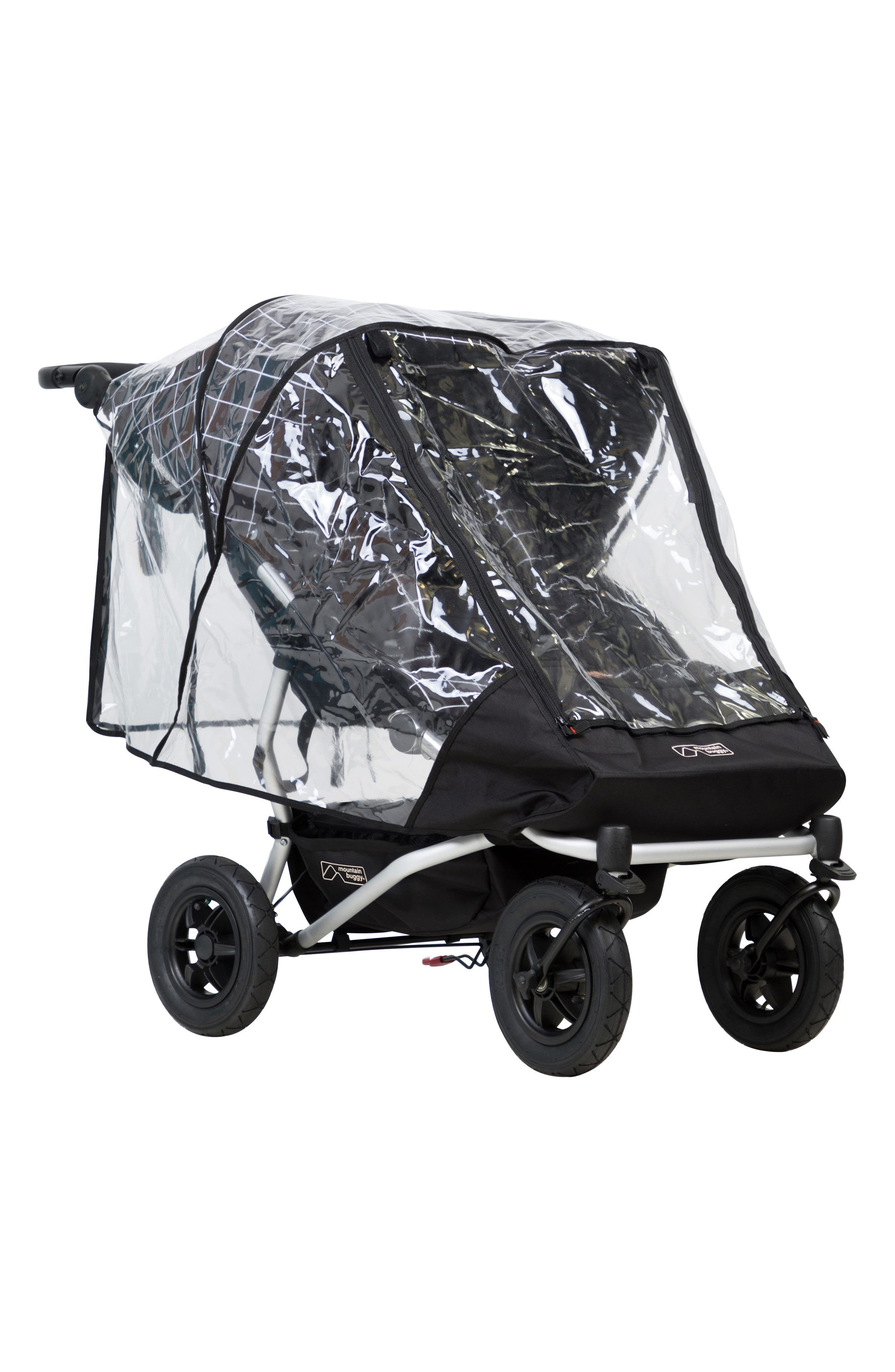 Duet Double Mesh Stroller Cover,                         Main,                         color, 001