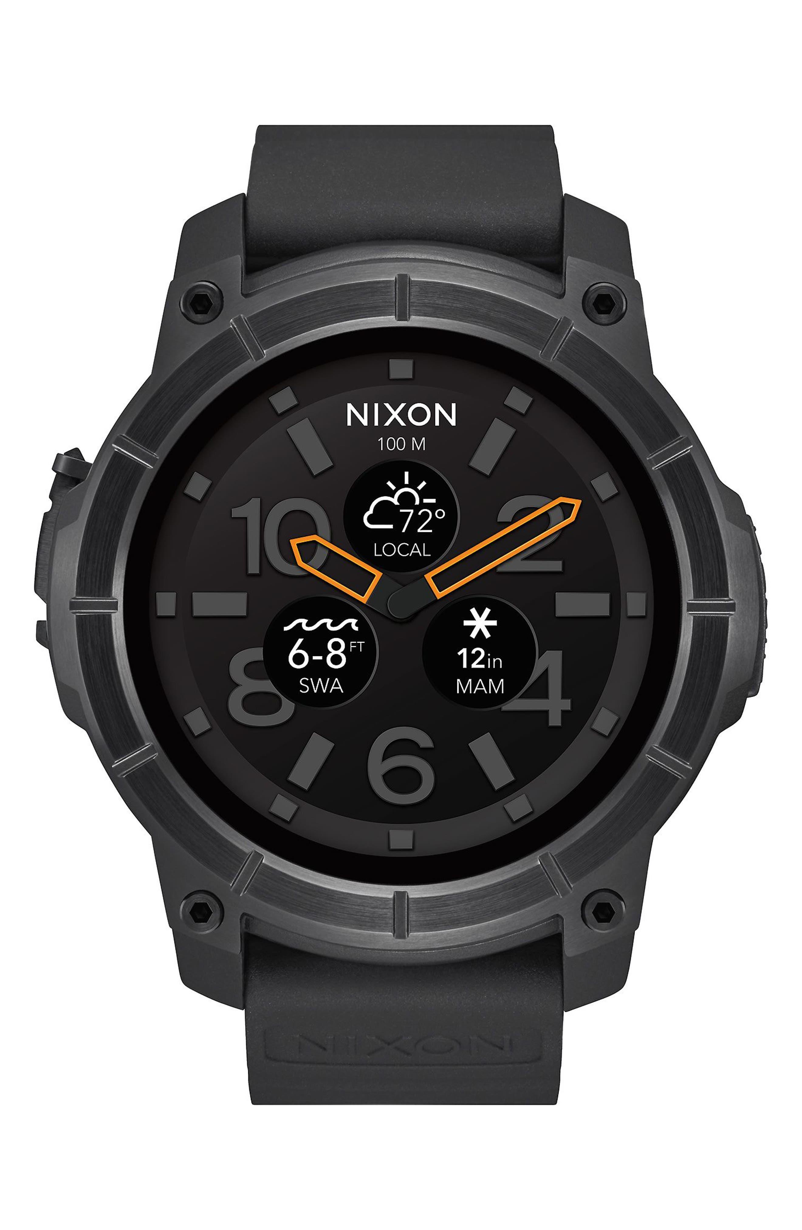 Mission Ana-Digi Smart Watch, 48mm,                             Alternate thumbnail 2, color,                             013