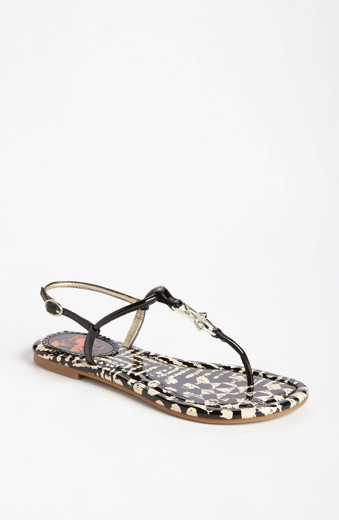 'Jaela' Sandal,                         Main,                         color, 001