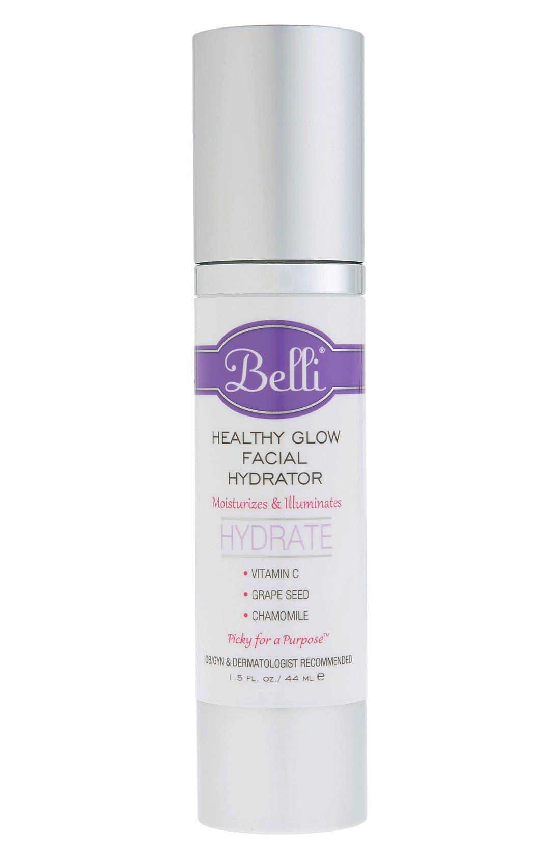 'Healthy Glow Facial Hydrator' Lightweight Moisturizer,                             Main thumbnail 1, color,