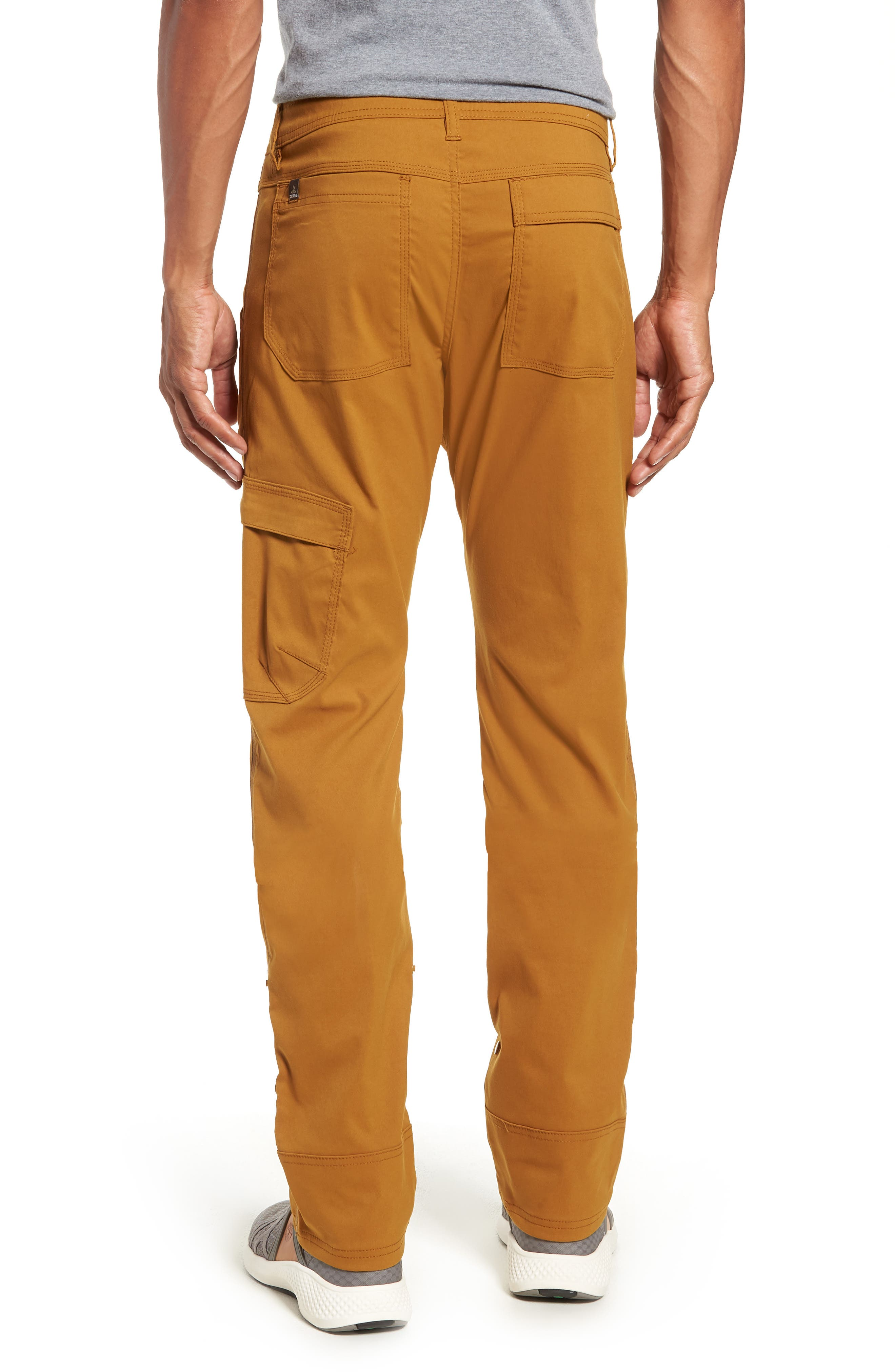 Stretch Zion Roll Pants,                             Alternate thumbnail 2, color,                             BRONZED