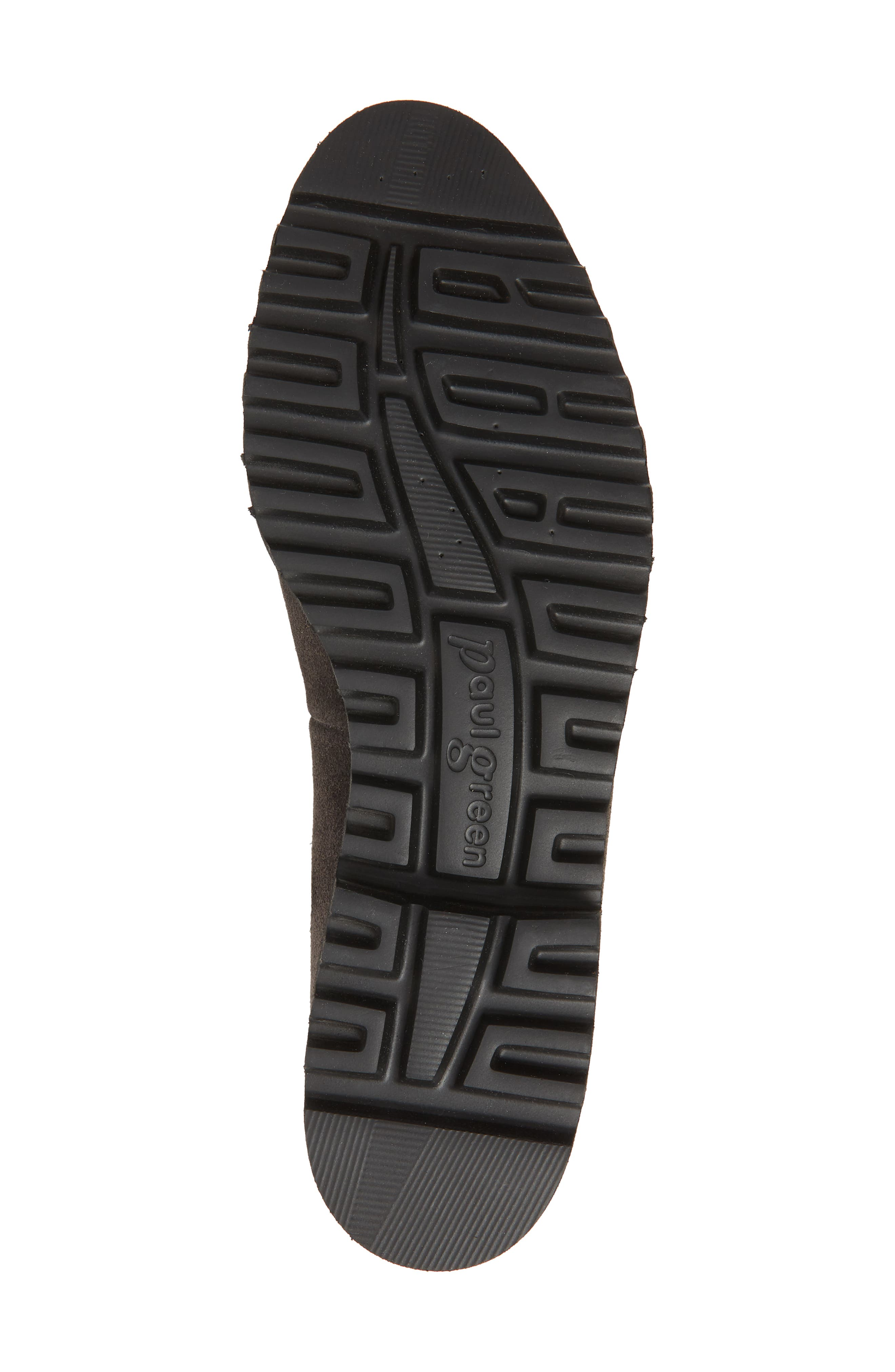 Sofia Loafer,                             Alternate thumbnail 6, color,                             ANTHRACITE SUEDE