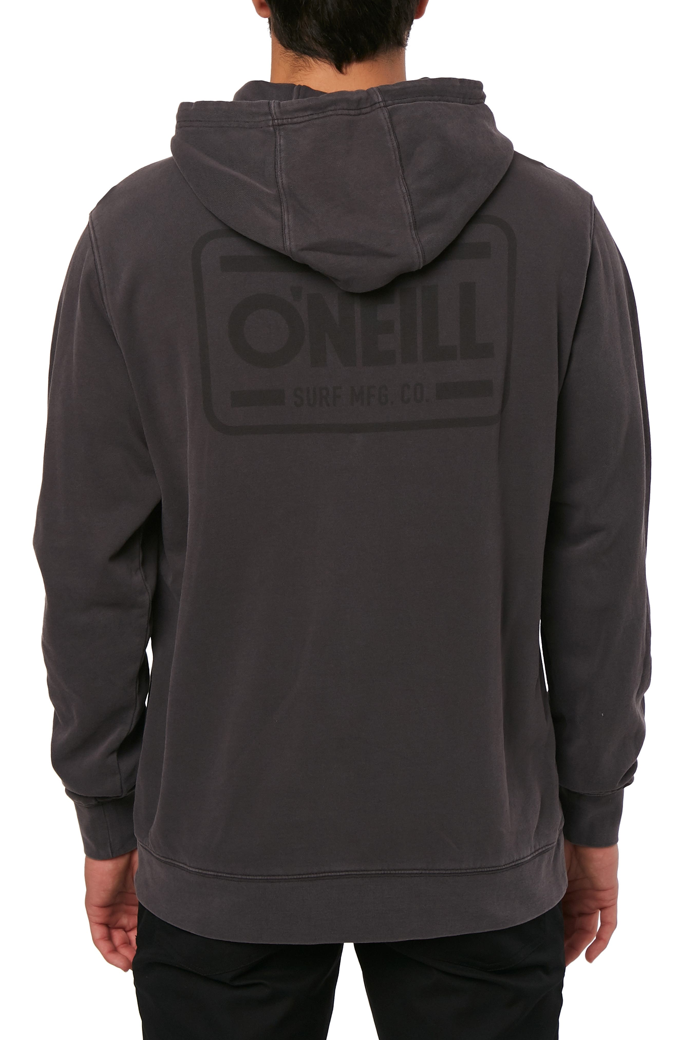 Oceans Hooded Sweatshirt,                             Alternate thumbnail 2, color,                             001