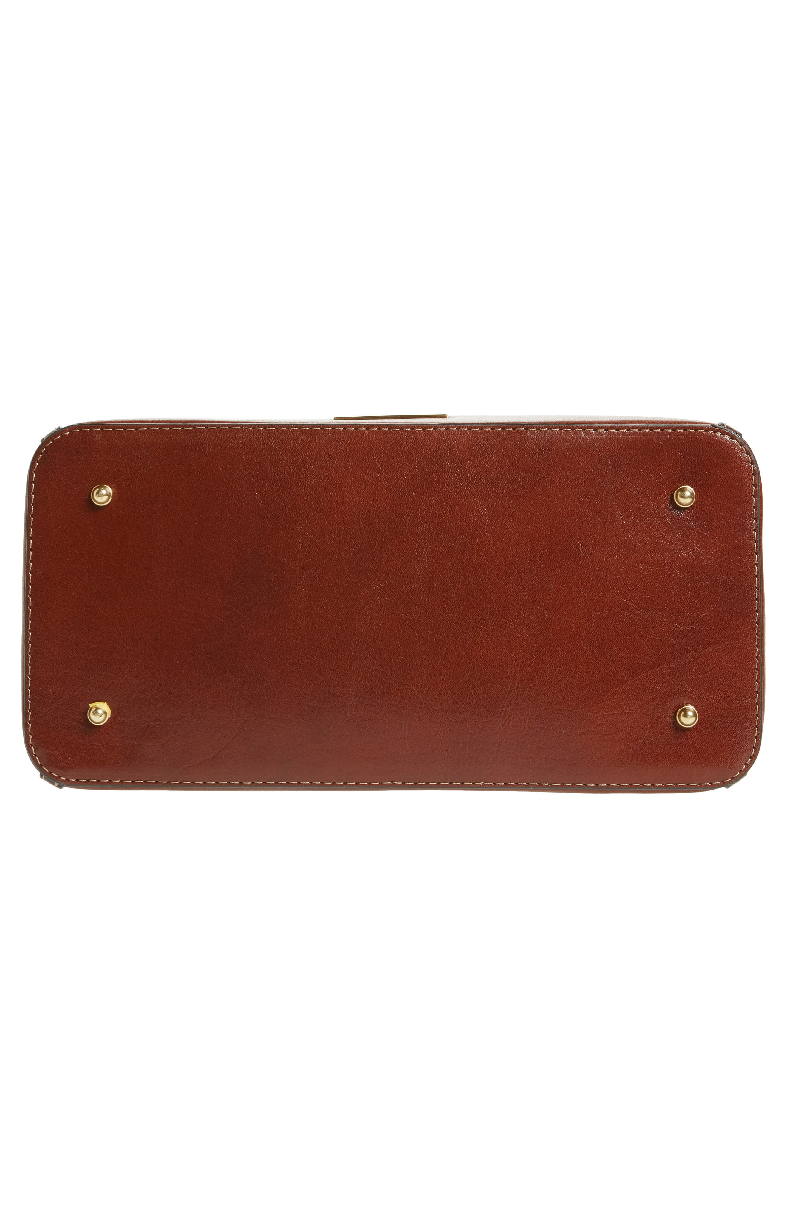 Schooner Leather Satchel,                             Alternate thumbnail 6, color,                             200