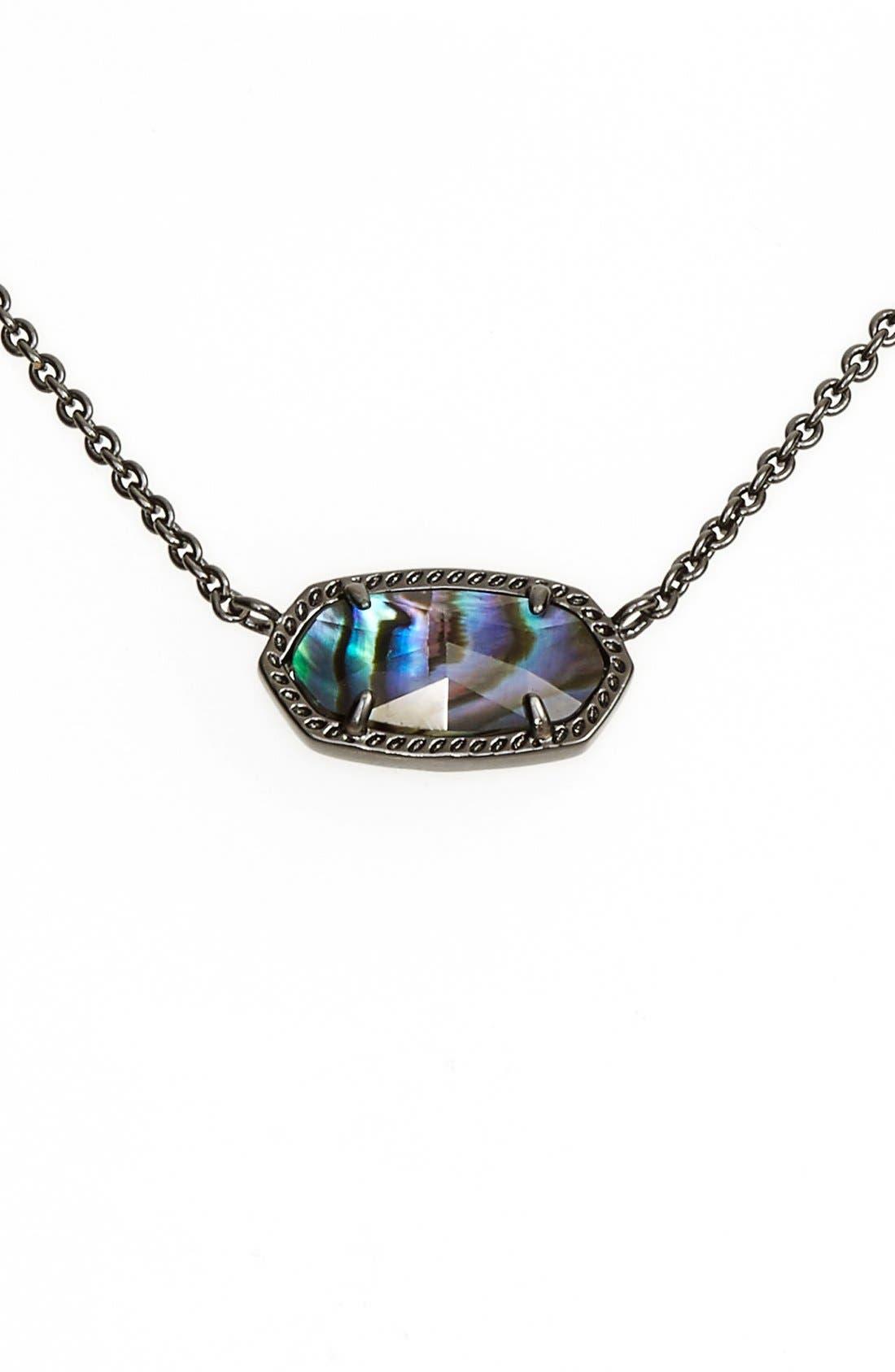 'Elisa' Pendant Necklace,                             Main thumbnail 55, color,