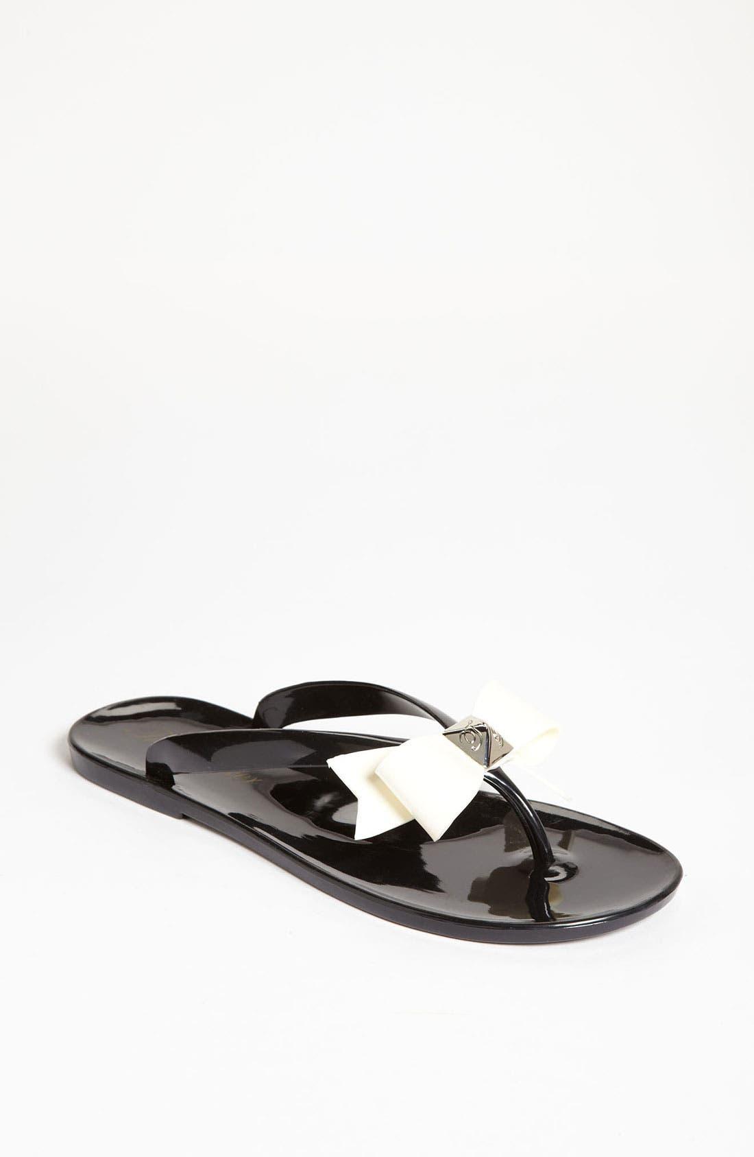 'Polee' Flip Flop,                         Main,                         color, 016