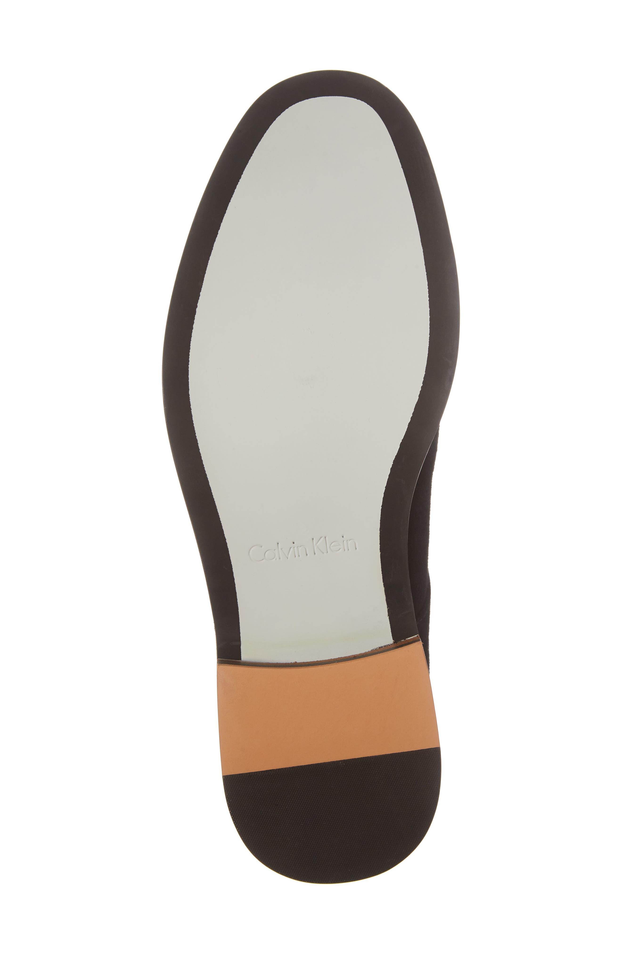 Radburn Plain Toe Boot,                             Alternate thumbnail 6, color,                             001