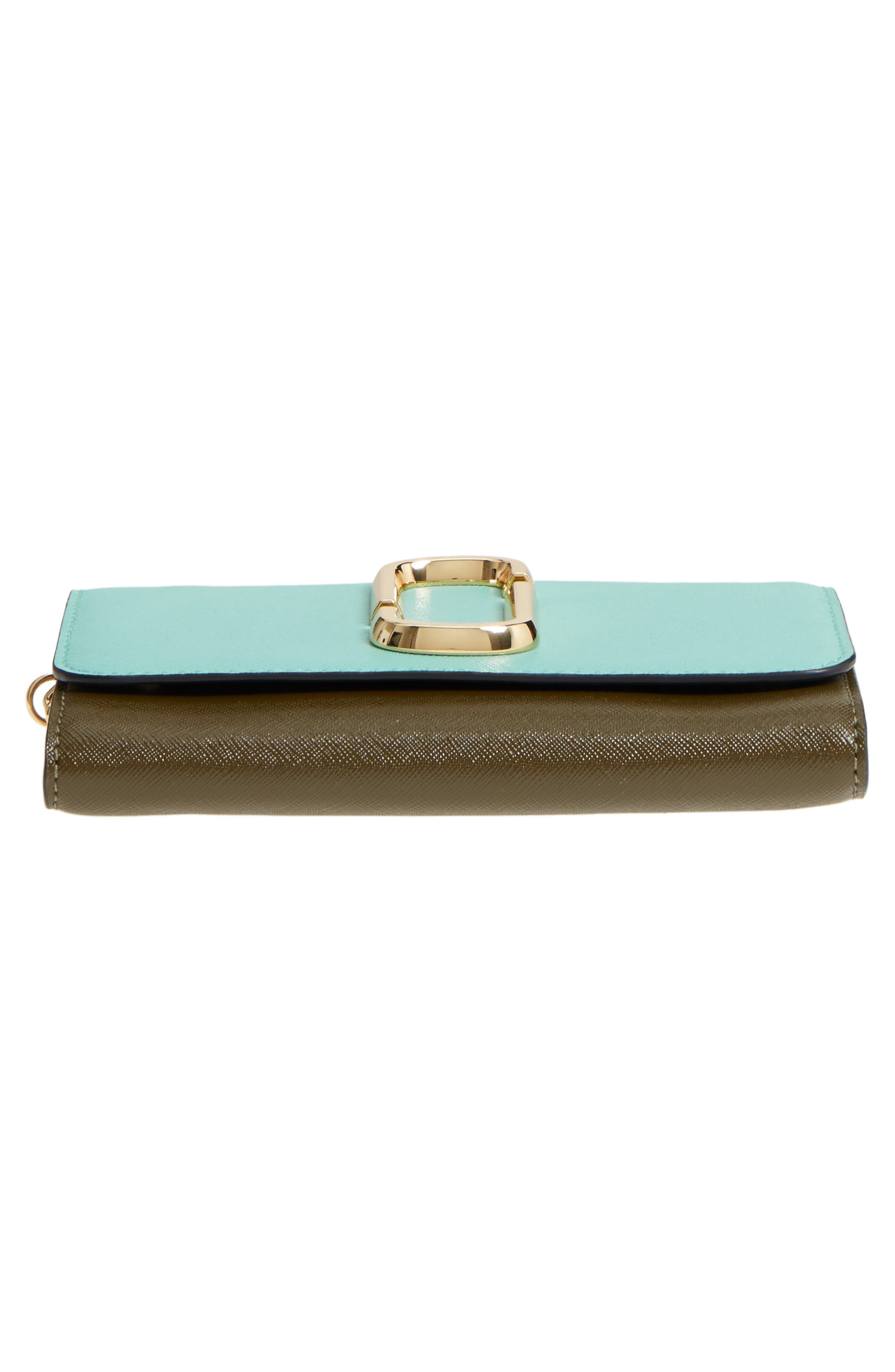 Snapshot Leather Wallet on a Chain,                             Alternate thumbnail 62, color,