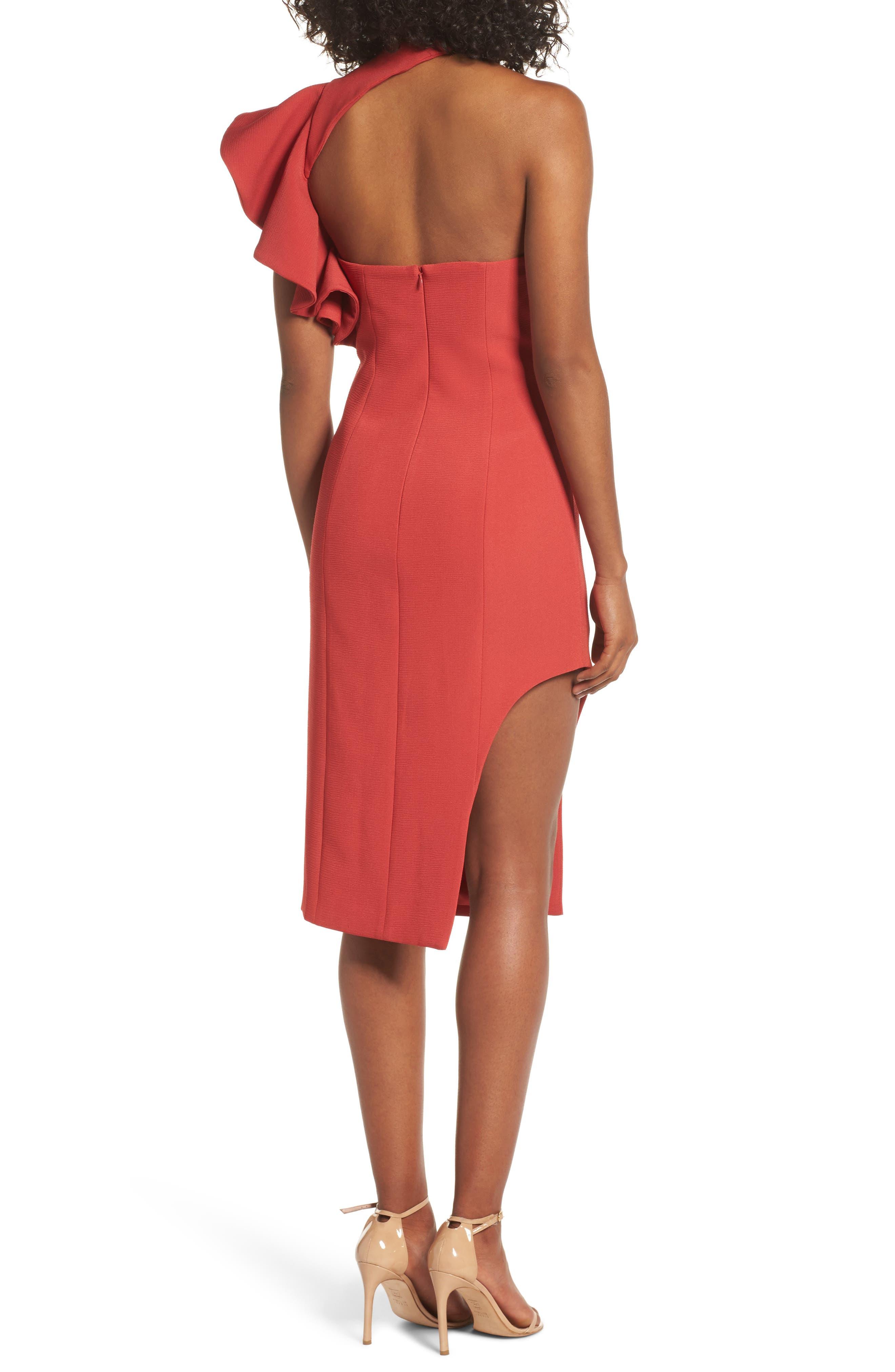 Infinite Asymmetrical Dress,                             Alternate thumbnail 2, color,                             621