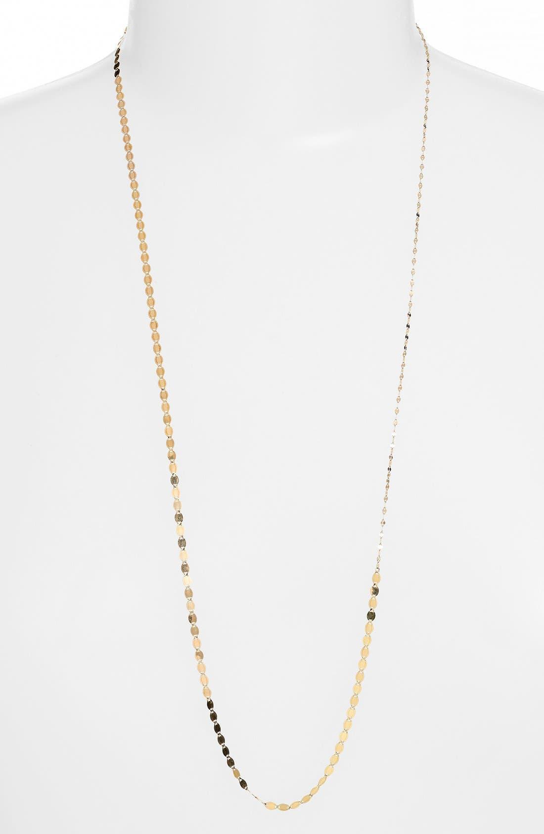'Long Vanity' Strand Necklace,                             Main thumbnail 1, color,