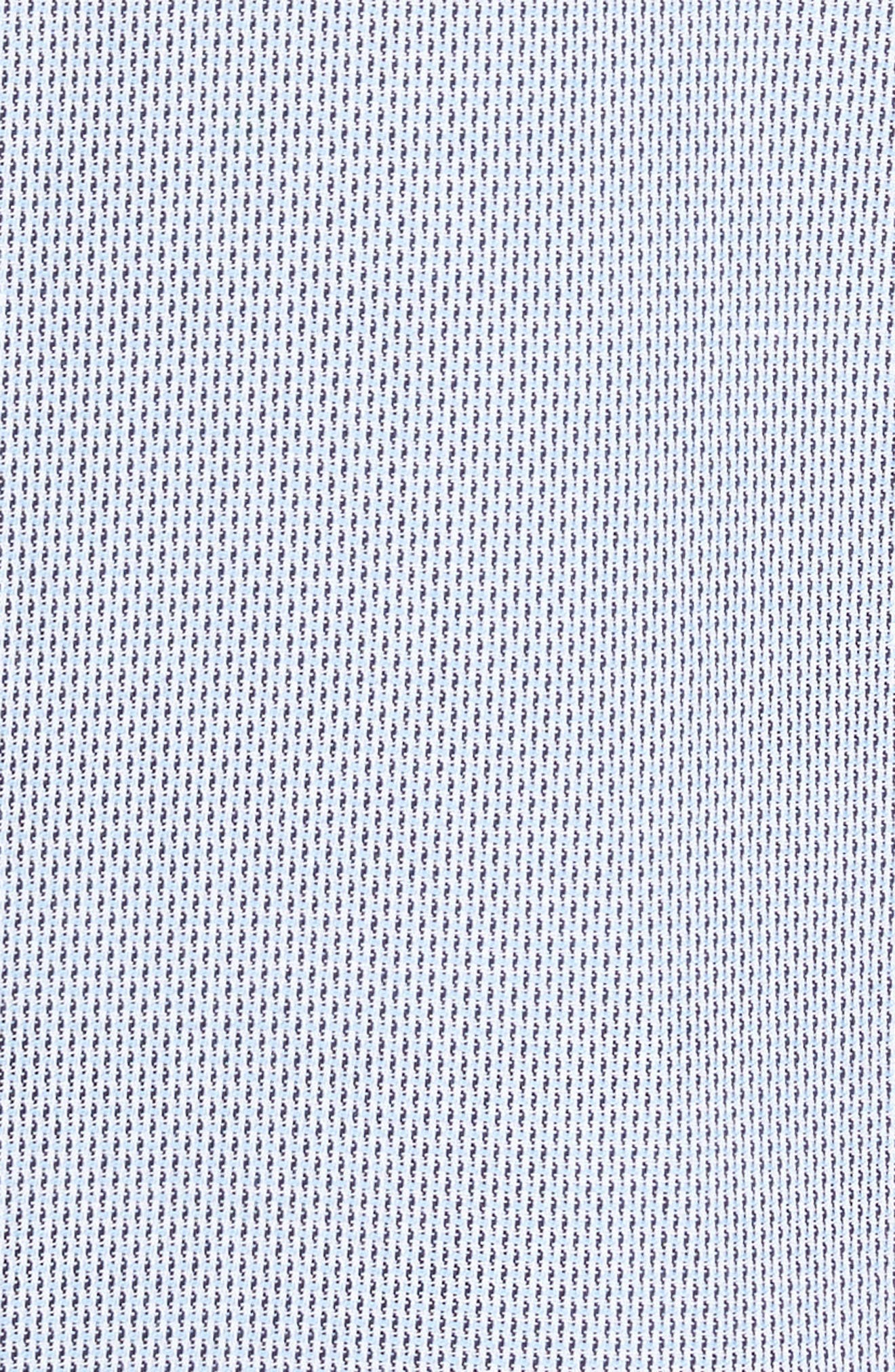 Dobby Short Sleeve Shirt,                             Alternate thumbnail 5, color,                             450