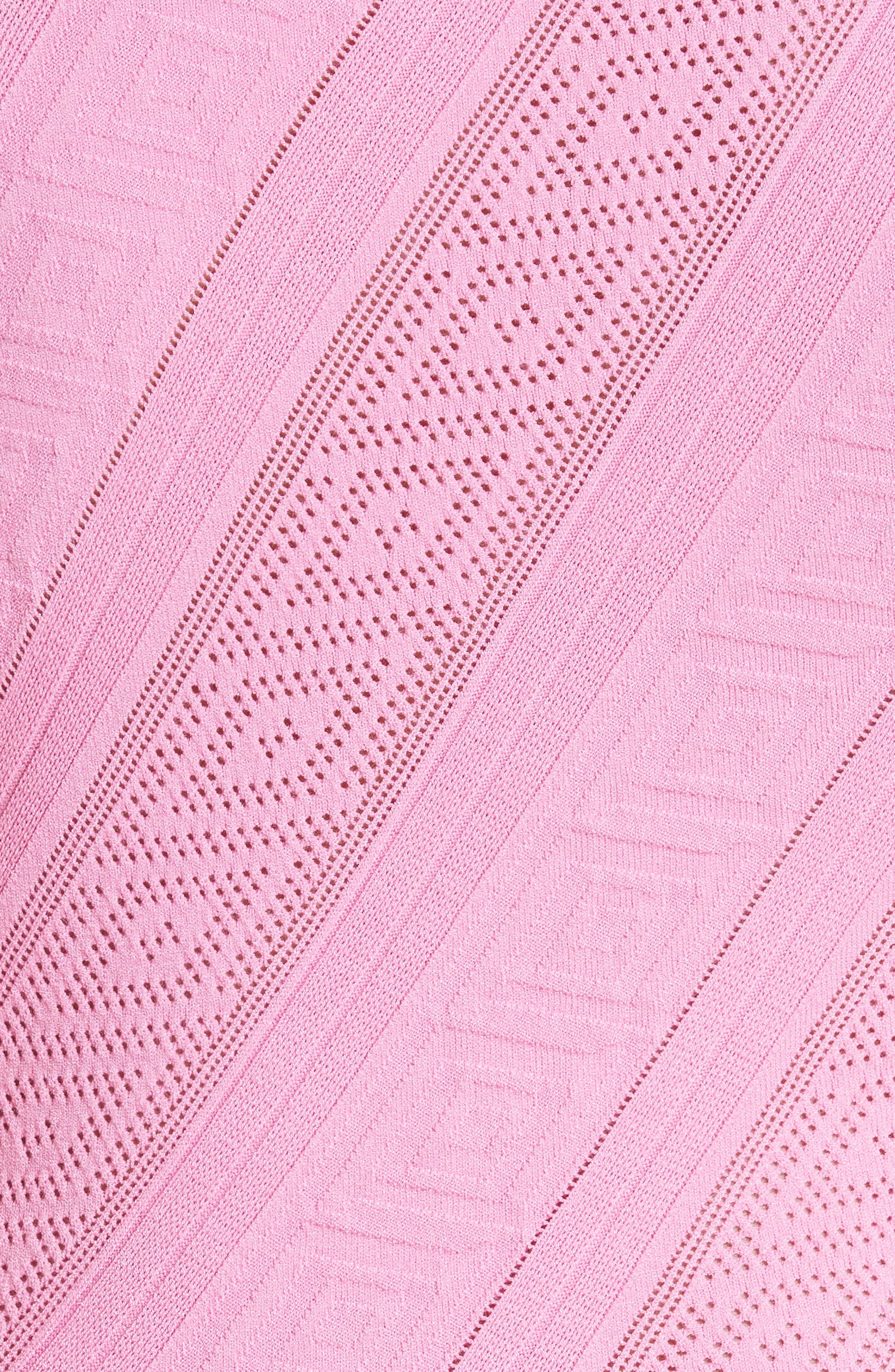 Frame Detail Knit Tank,                             Alternate thumbnail 5, color,                             651