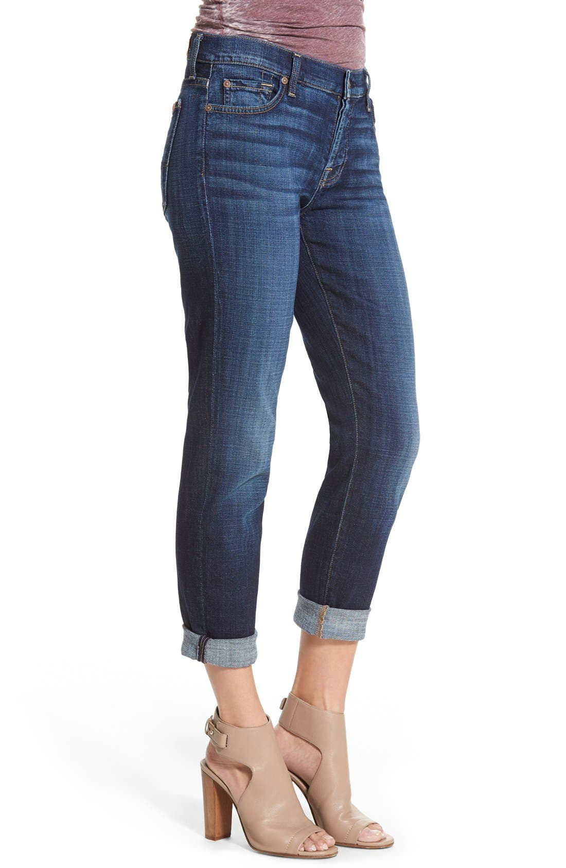Josefina Boyfriend Jeans,                             Alternate thumbnail 23, color,