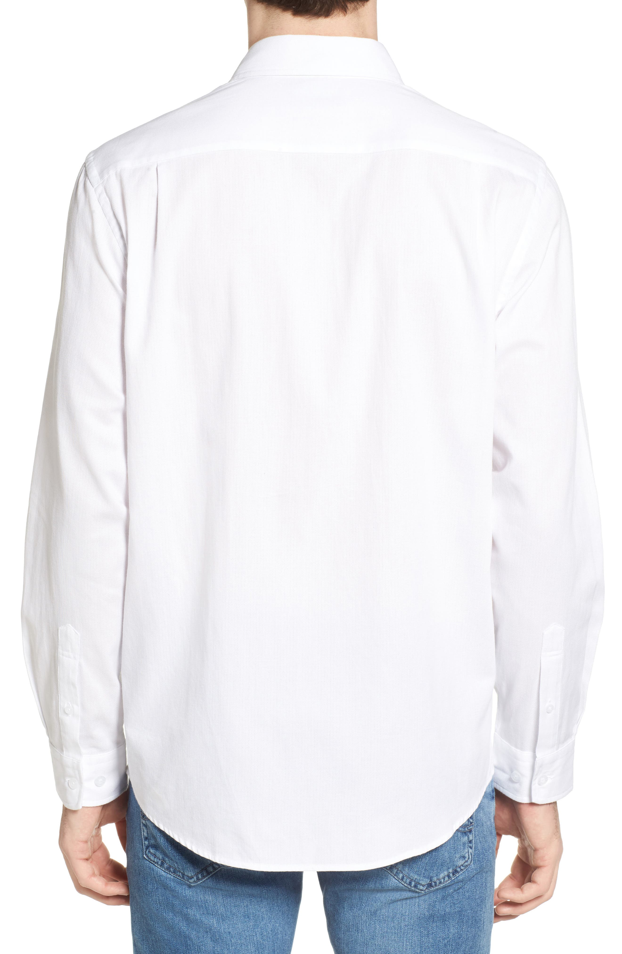 Mount Hutton Sport Shirt,                             Alternate thumbnail 2, color,                             111