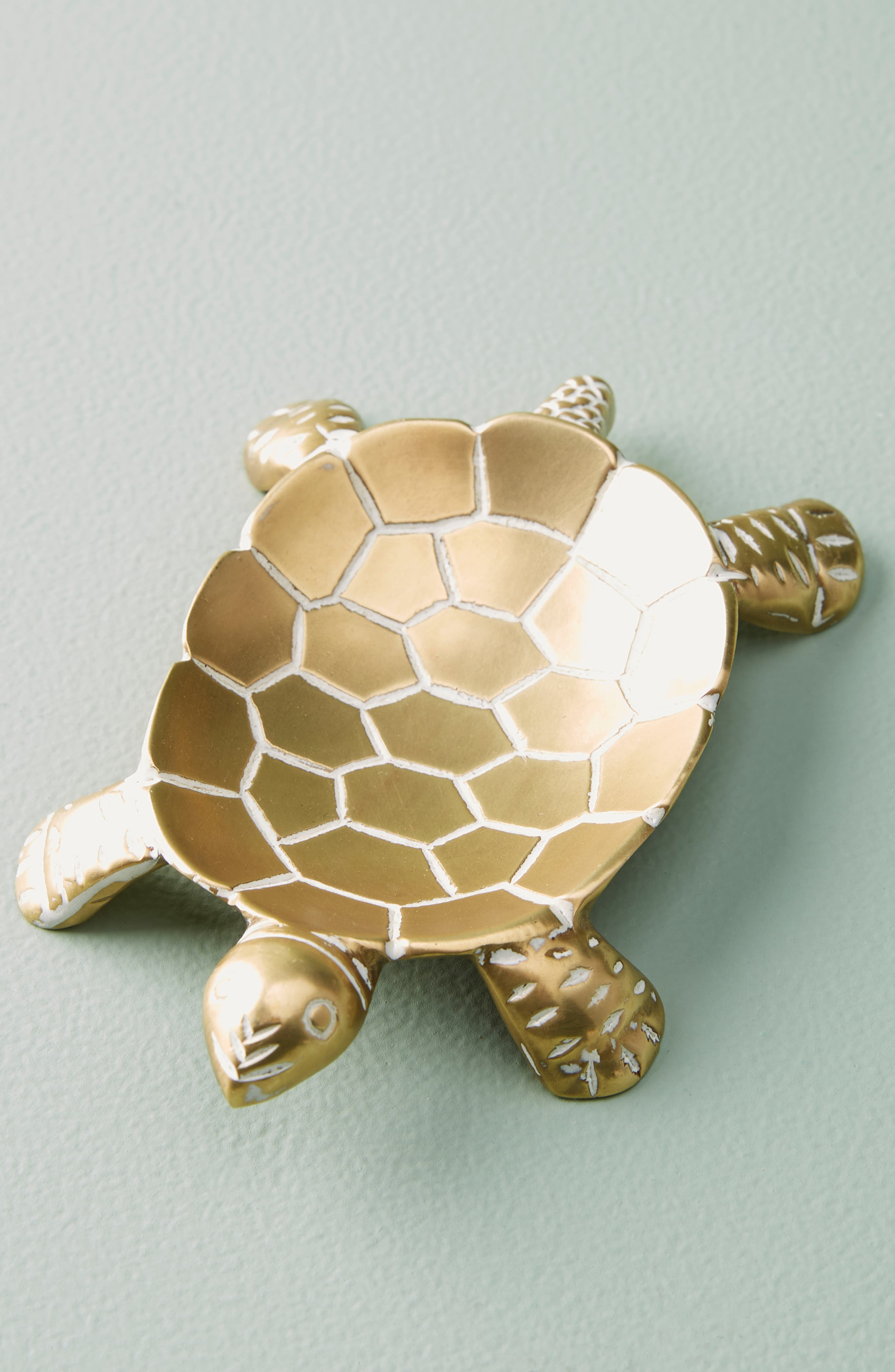 Turtle Trinket Dish,                             Alternate thumbnail 2, color,                             710