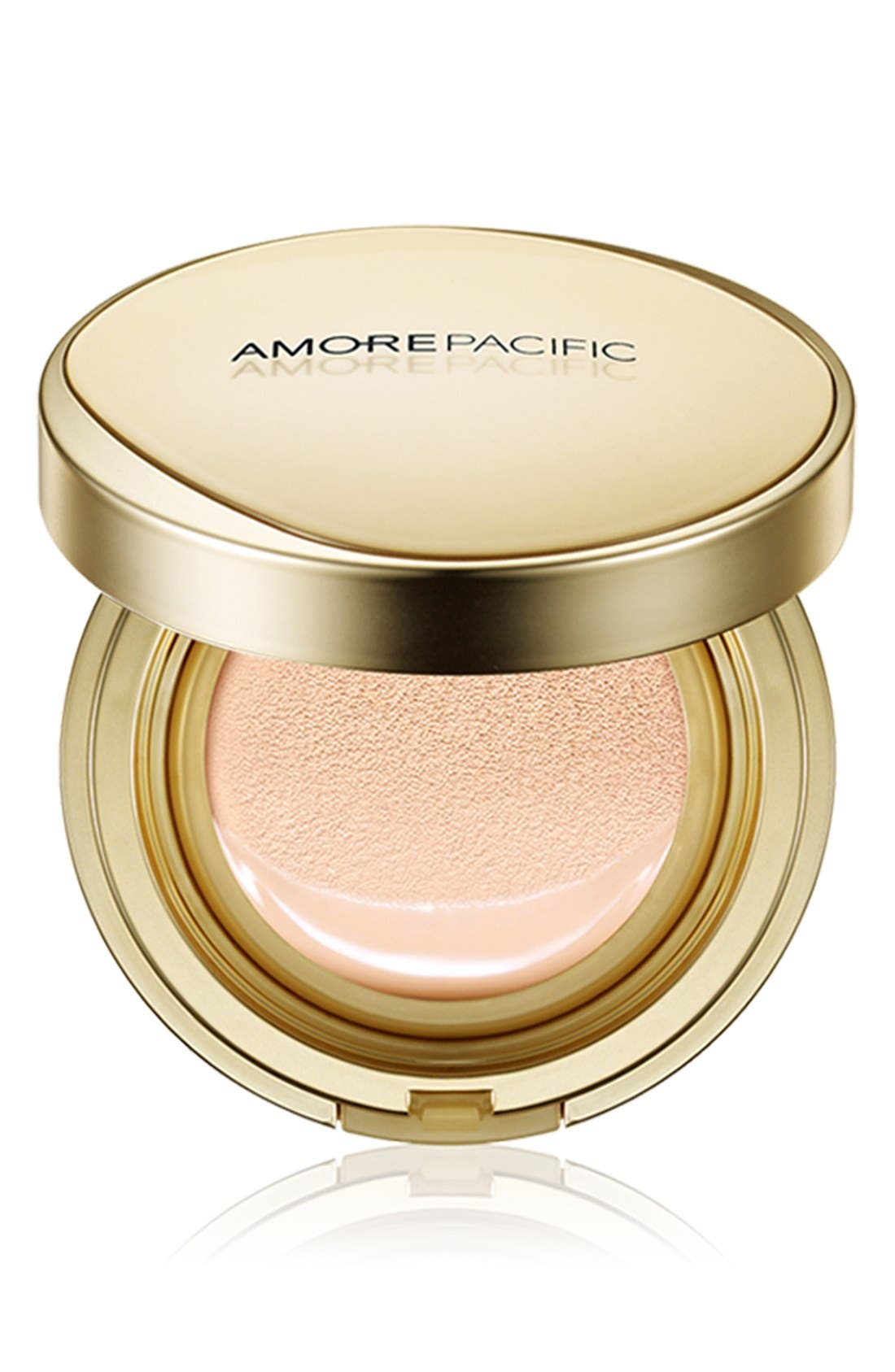 Age Correcting Foundation Cushion Broad Spectrum SPF 25,                         Main,                         color, 102 - LIGHT PINK
