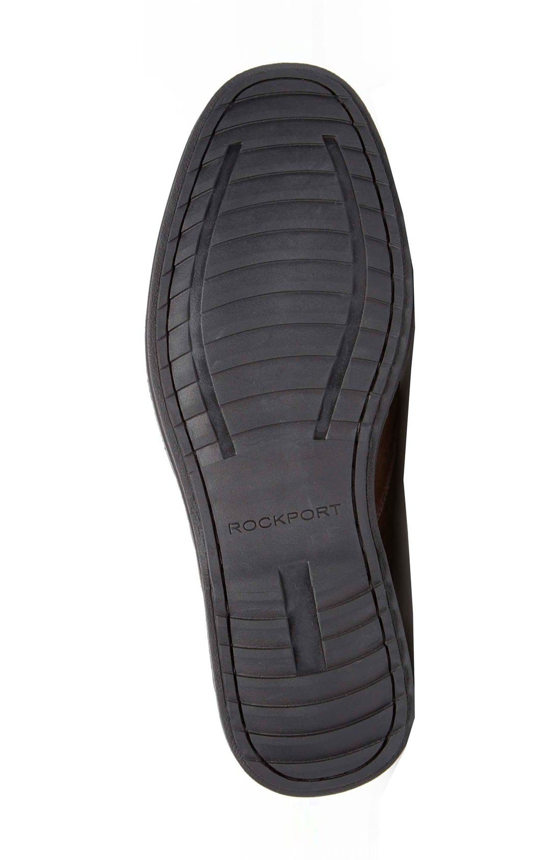 'Premium Class' Plain Toe Derby,                             Alternate thumbnail 2, color,                             001