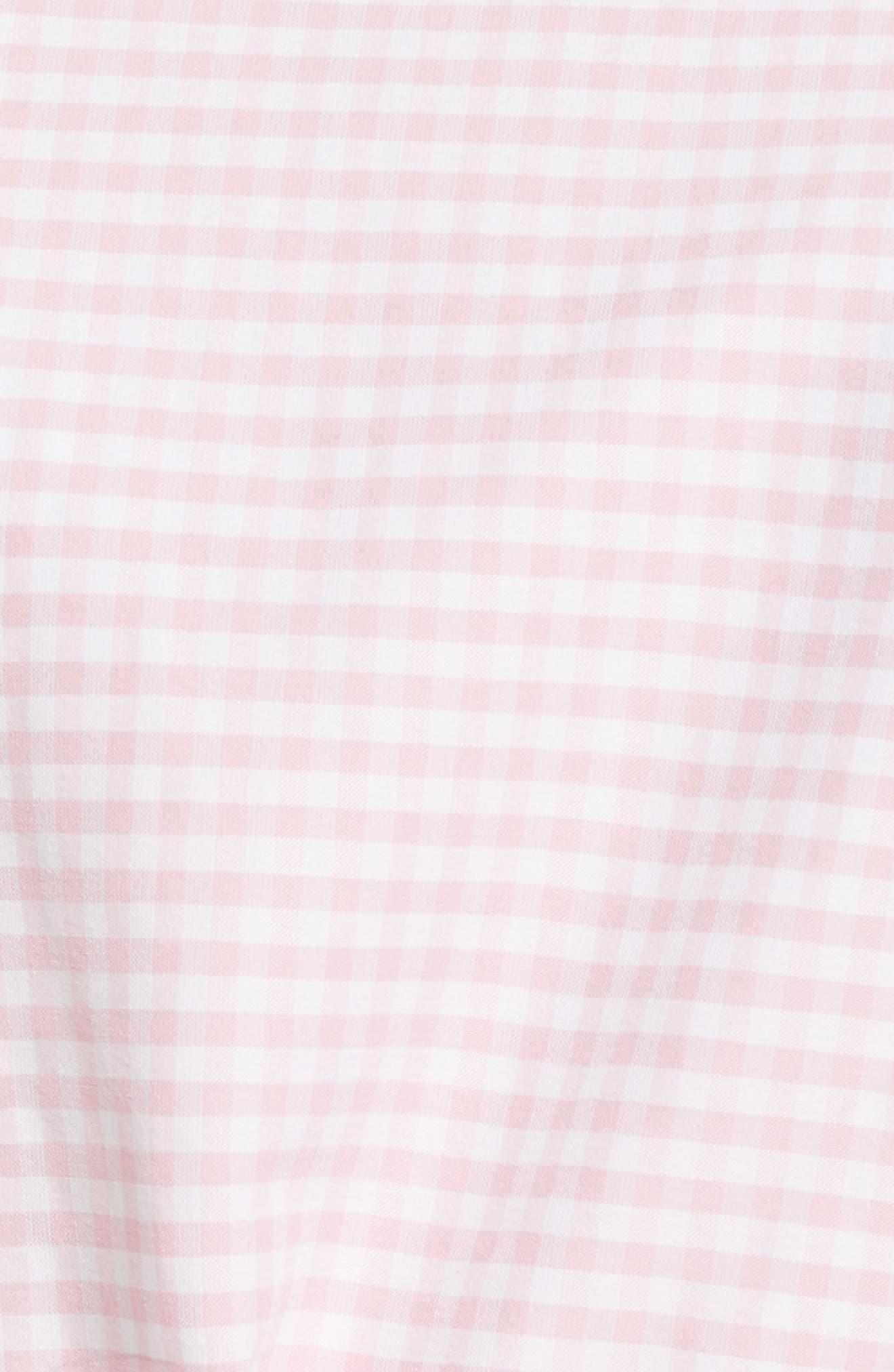 Ruffle & Bow Dress,                             Alternate thumbnail 18, color,