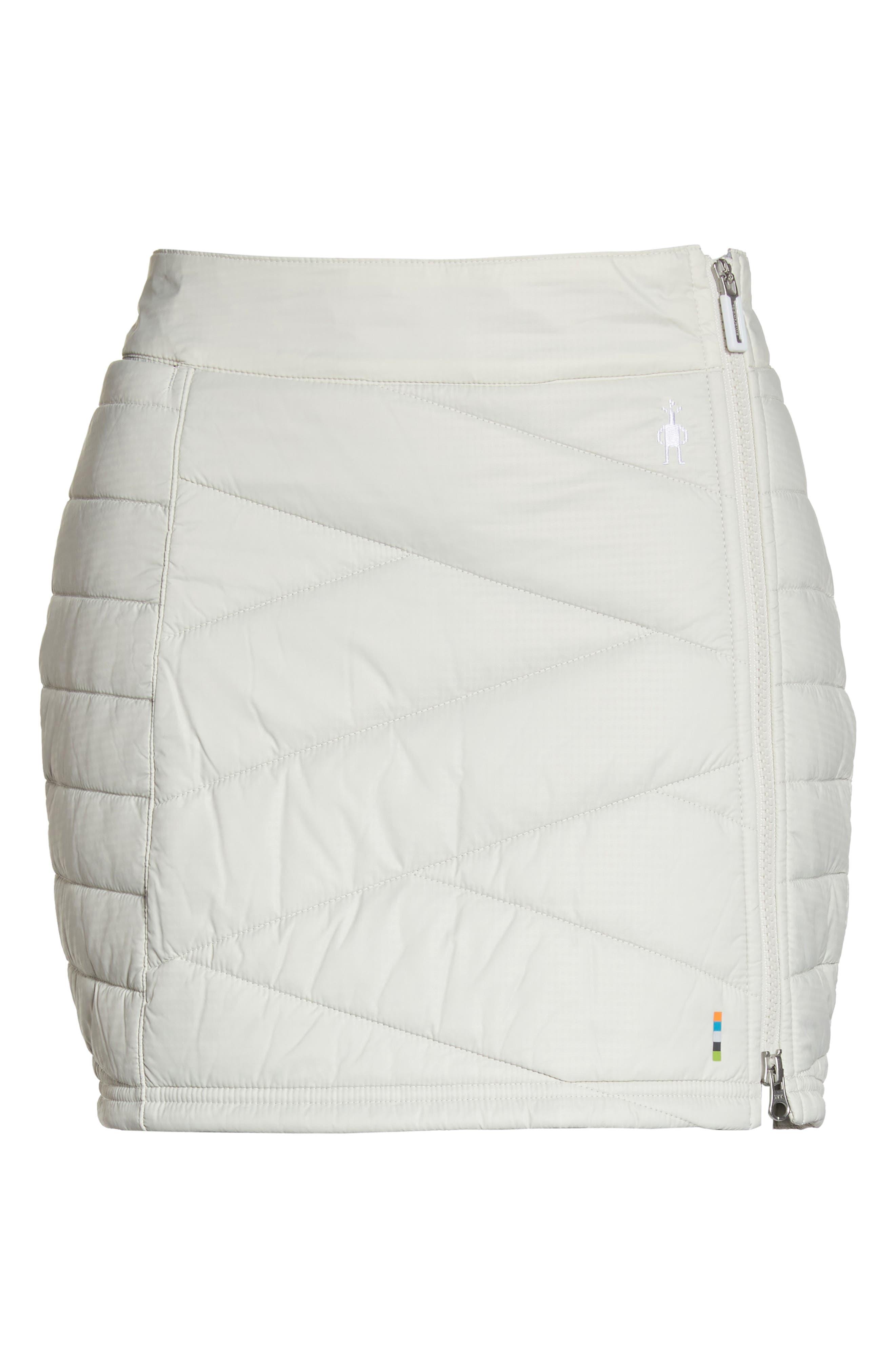 SMARTWOOL,                             Smartloft 120 Quilted Skirt,                             Alternate thumbnail 6, color,                             025