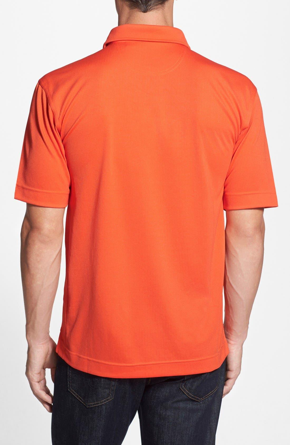 Denver Broncos - Genre DryTec Moisture Wicking Polo,                             Alternate thumbnail 3, color,