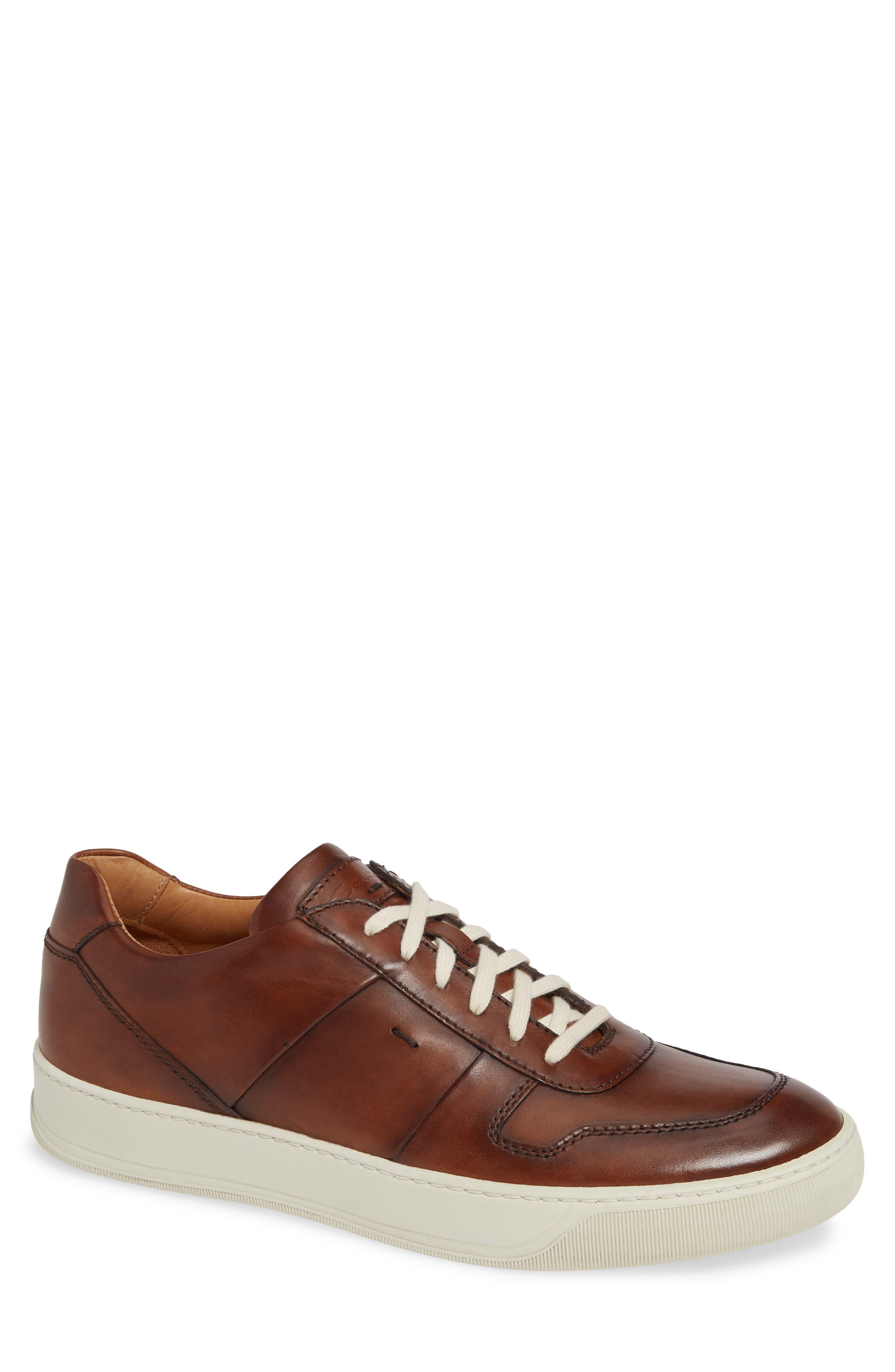 Birch Sneaker,                         Main,                         color, BROWN