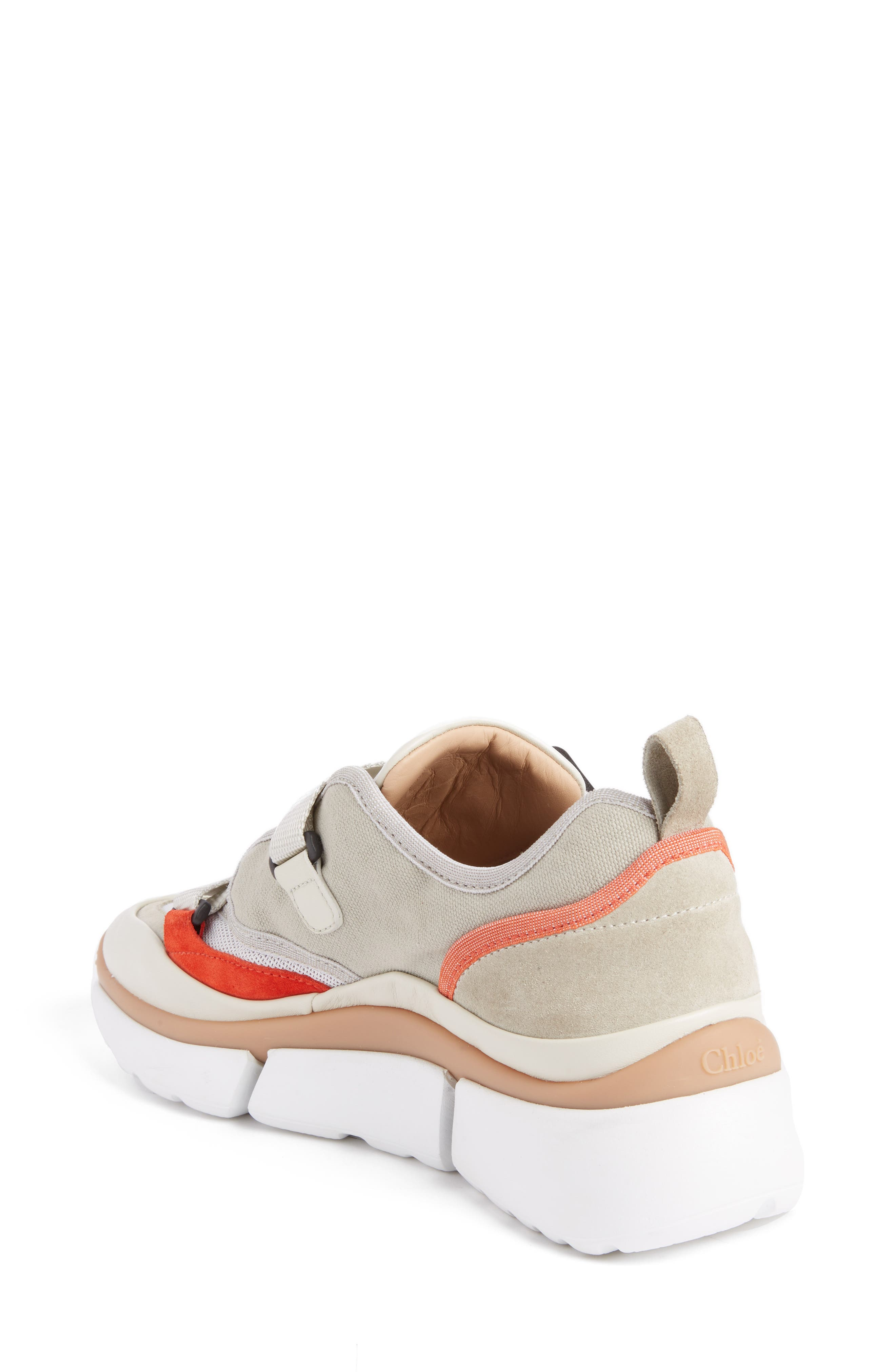Sonnie Low Top Sneaker,                             Alternate thumbnail 2, color,                             LIGHT EUCALYPTUS