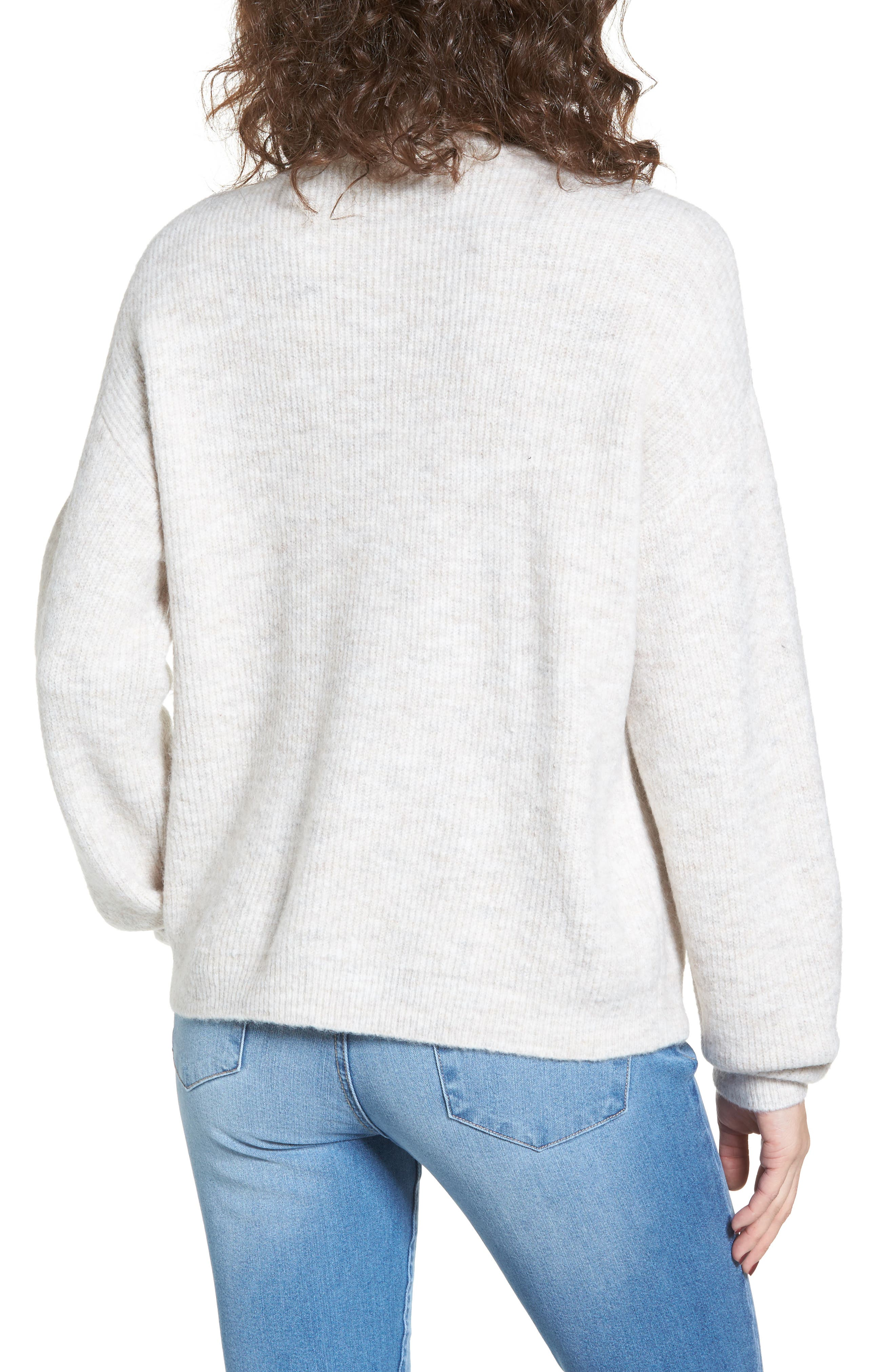 Cozy Ribbed Pullover,                             Alternate thumbnail 14, color,