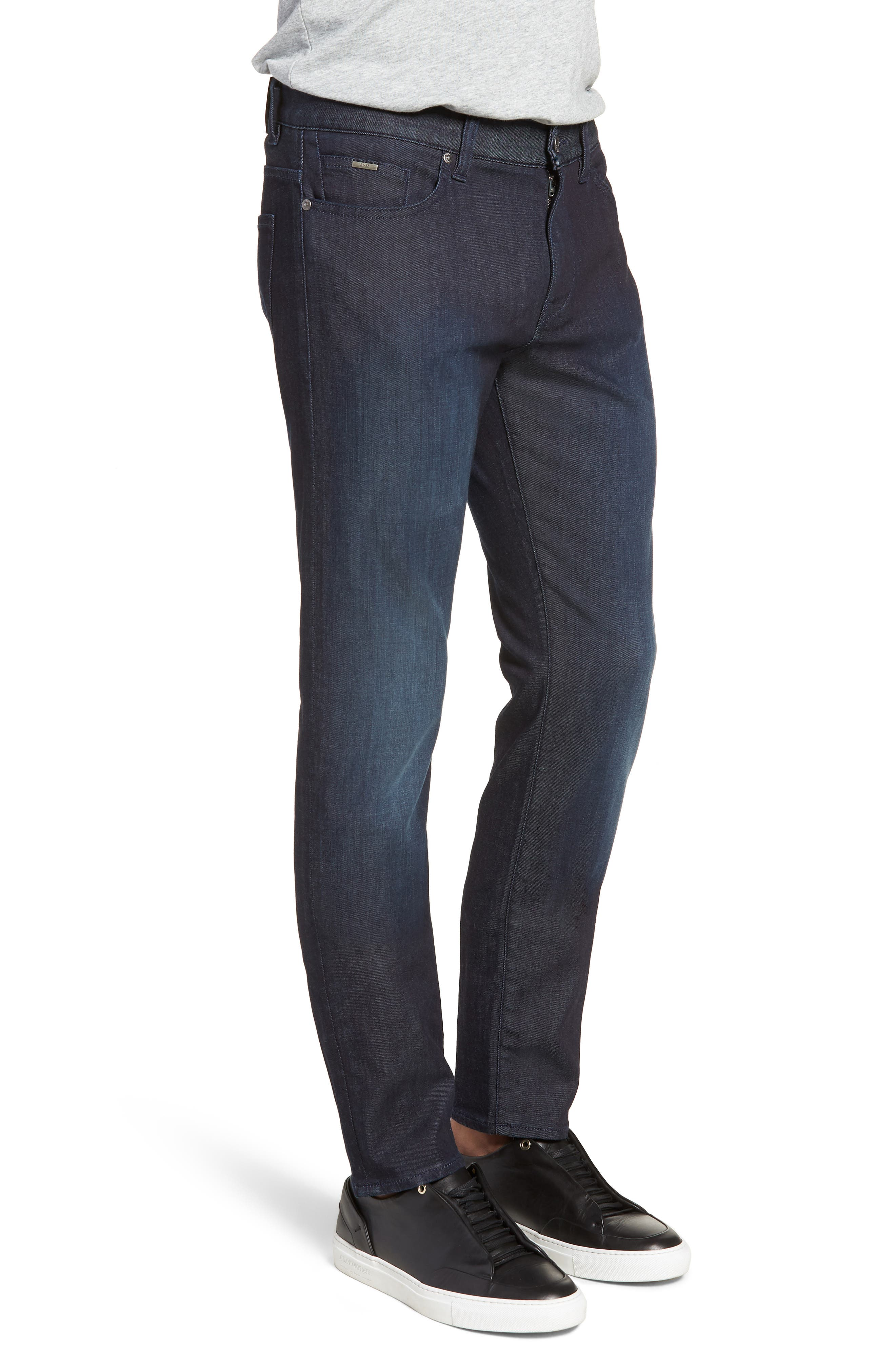 Delaware Slim Fit Jeans,                             Alternate thumbnail 3, color,