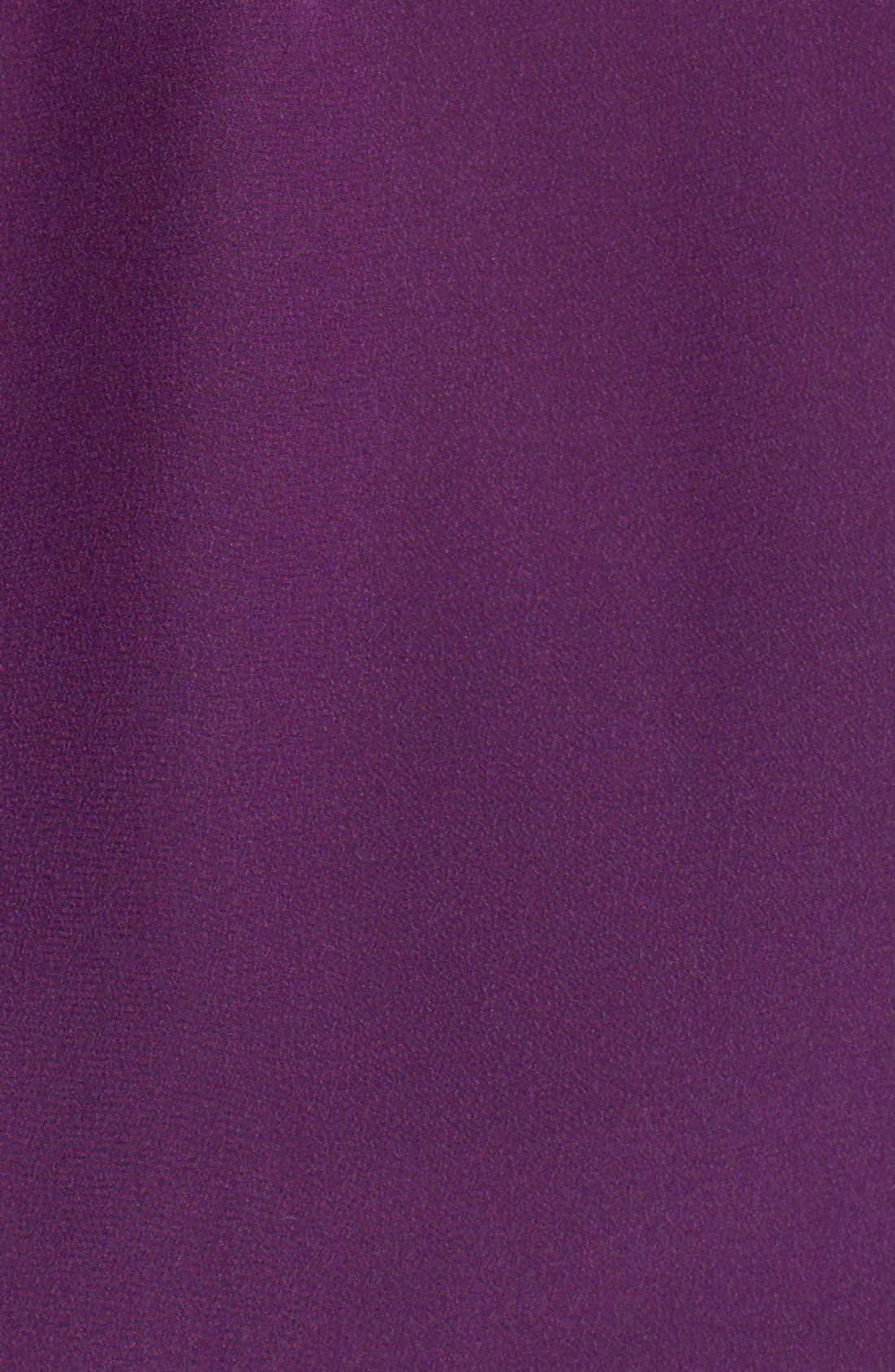 London Silk Maternity Tunic,                             Alternate thumbnail 5, color,