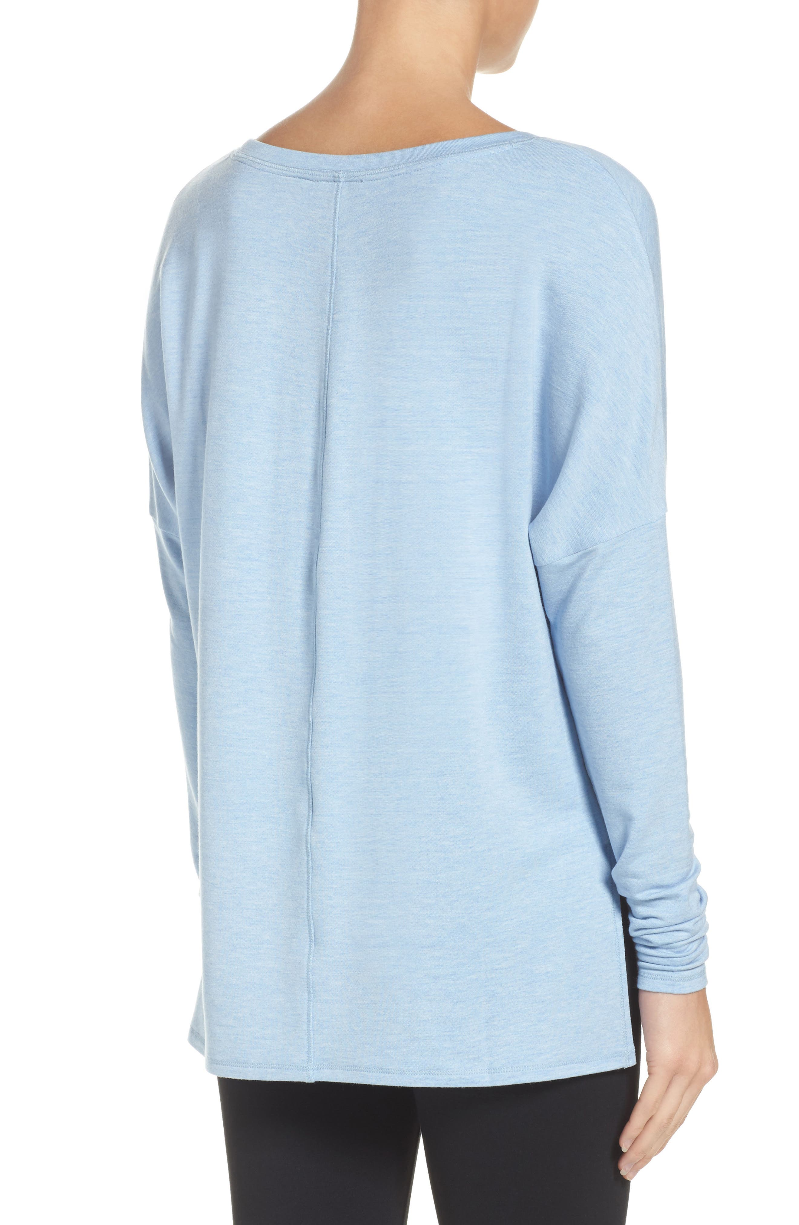 She's Cute Terry Pullover,                             Alternate thumbnail 8, color,