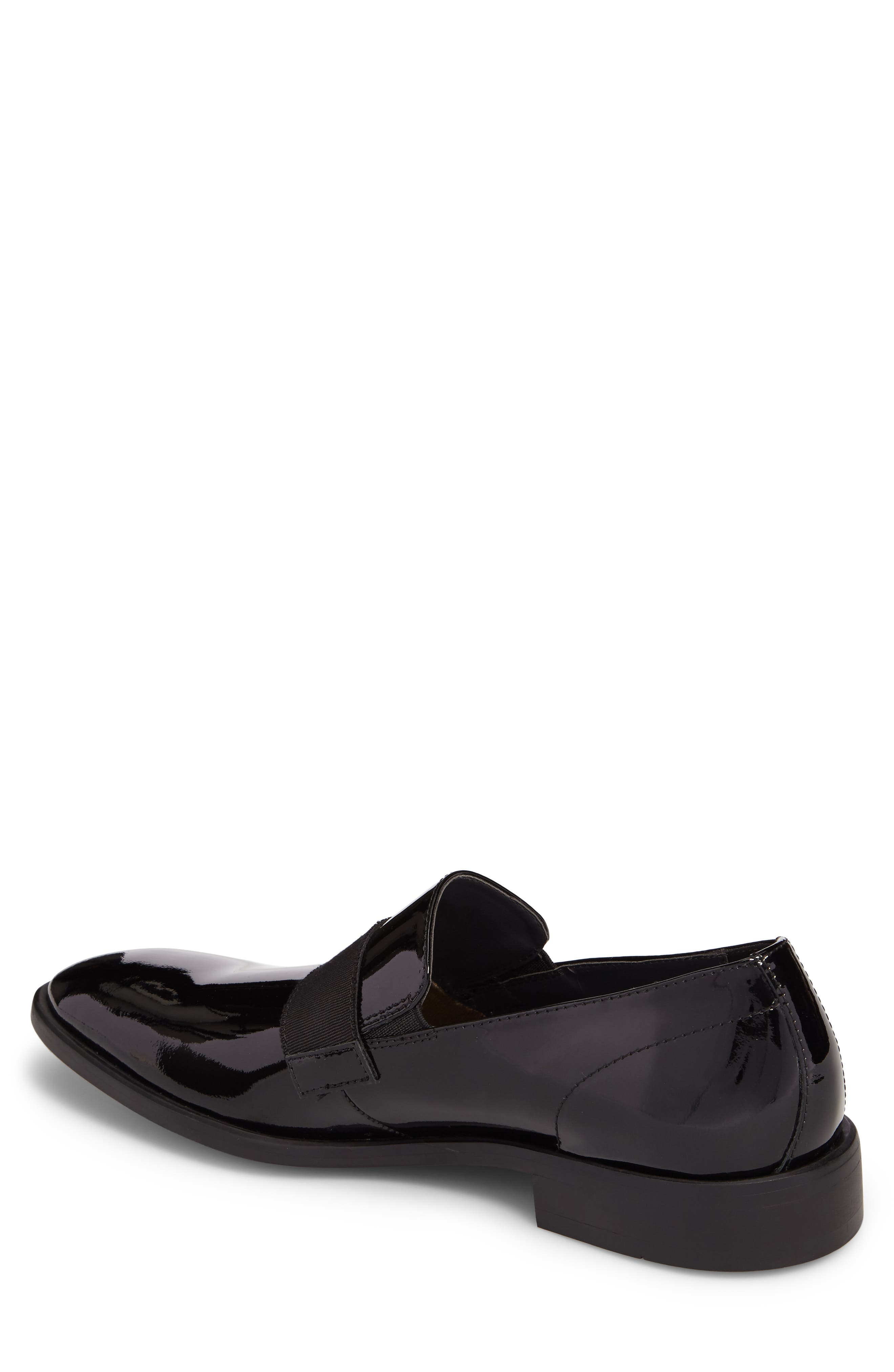 Tulsa Venetian Loafer,                             Alternate thumbnail 2, color,                             BLACK PATENT LEATHER