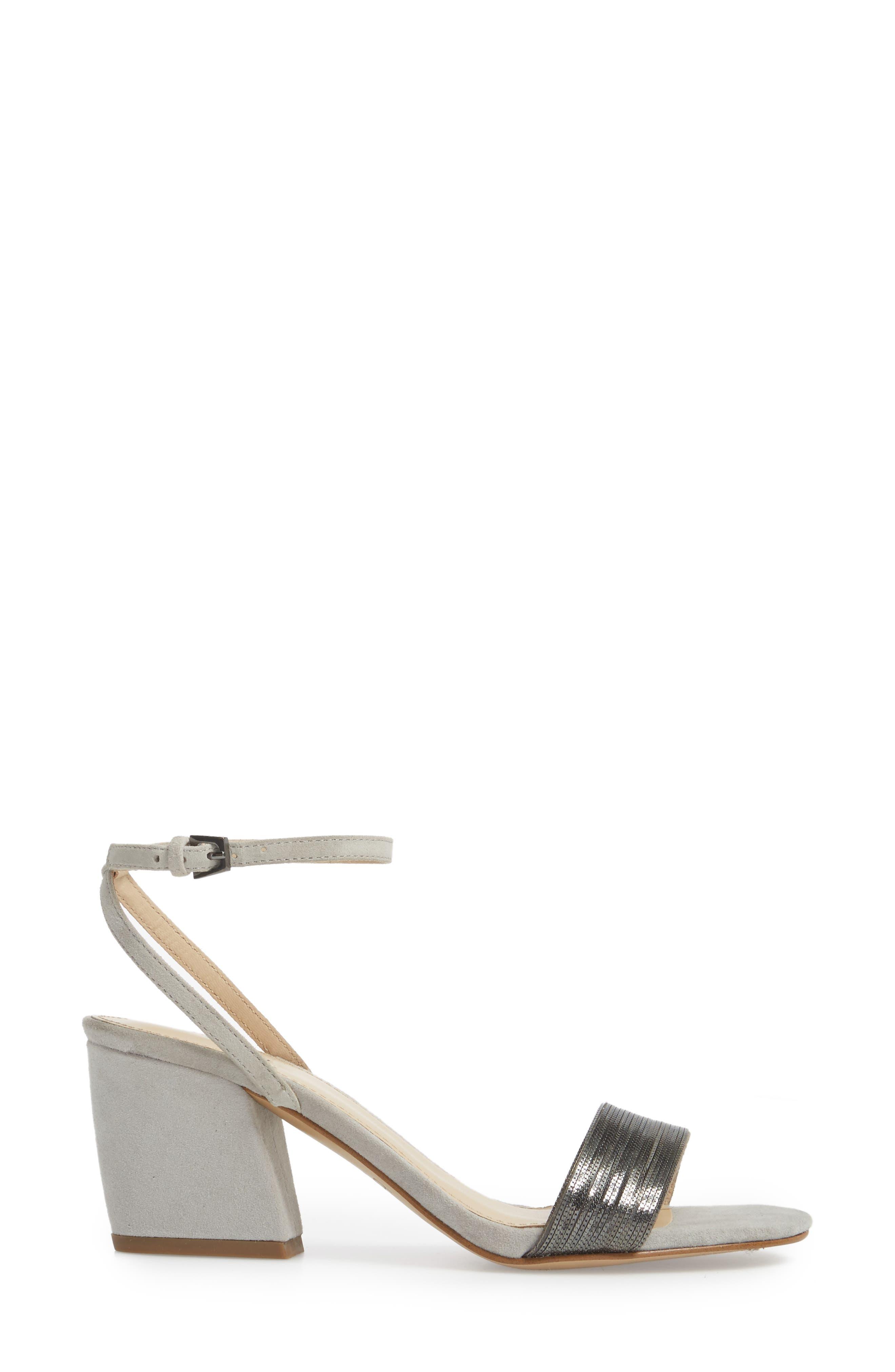 Persi Chain Wraparound Sandal,                             Alternate thumbnail 3, color,                             040