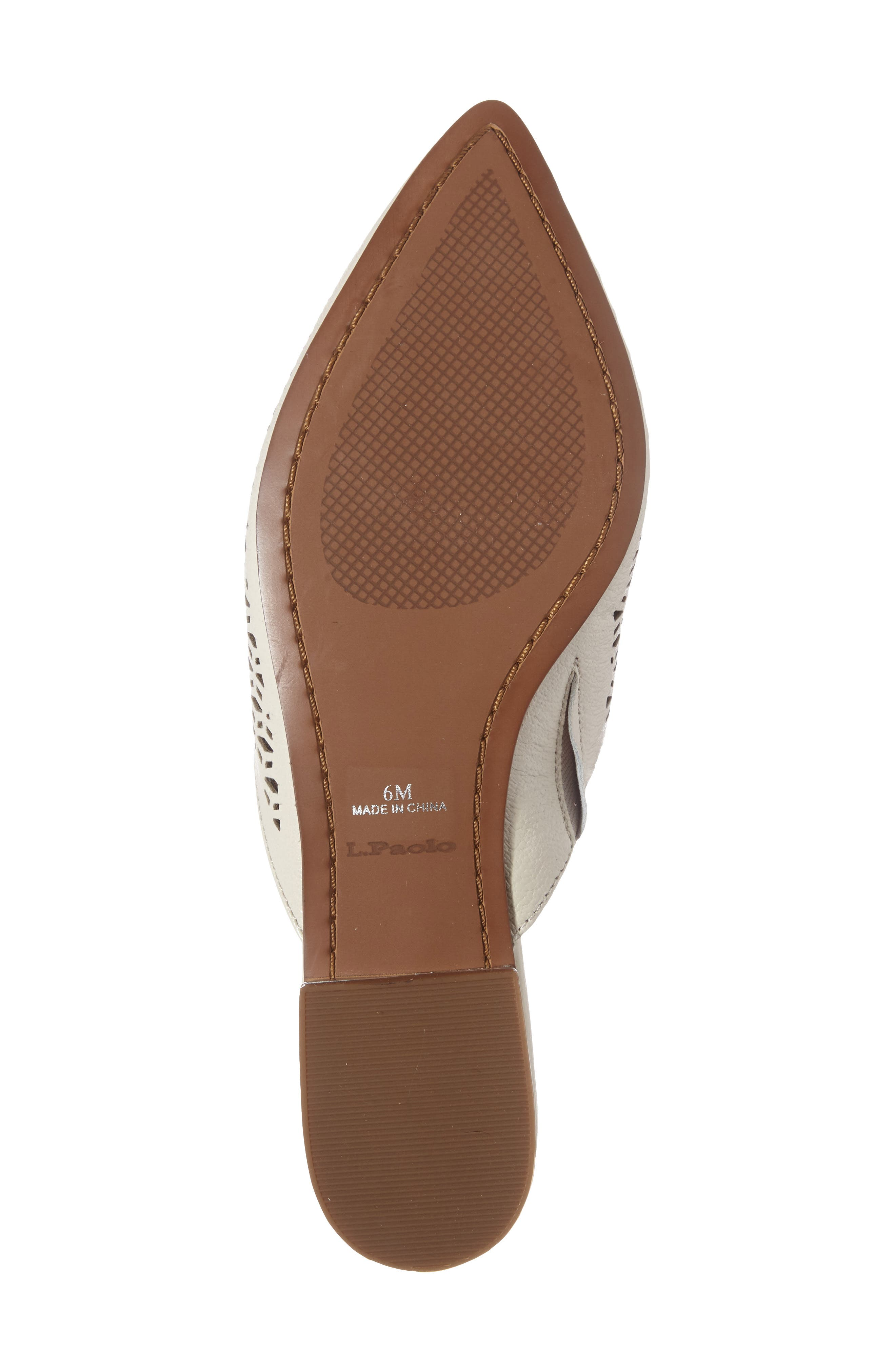 Daisy Perforated Mule,                             Alternate thumbnail 15, color,