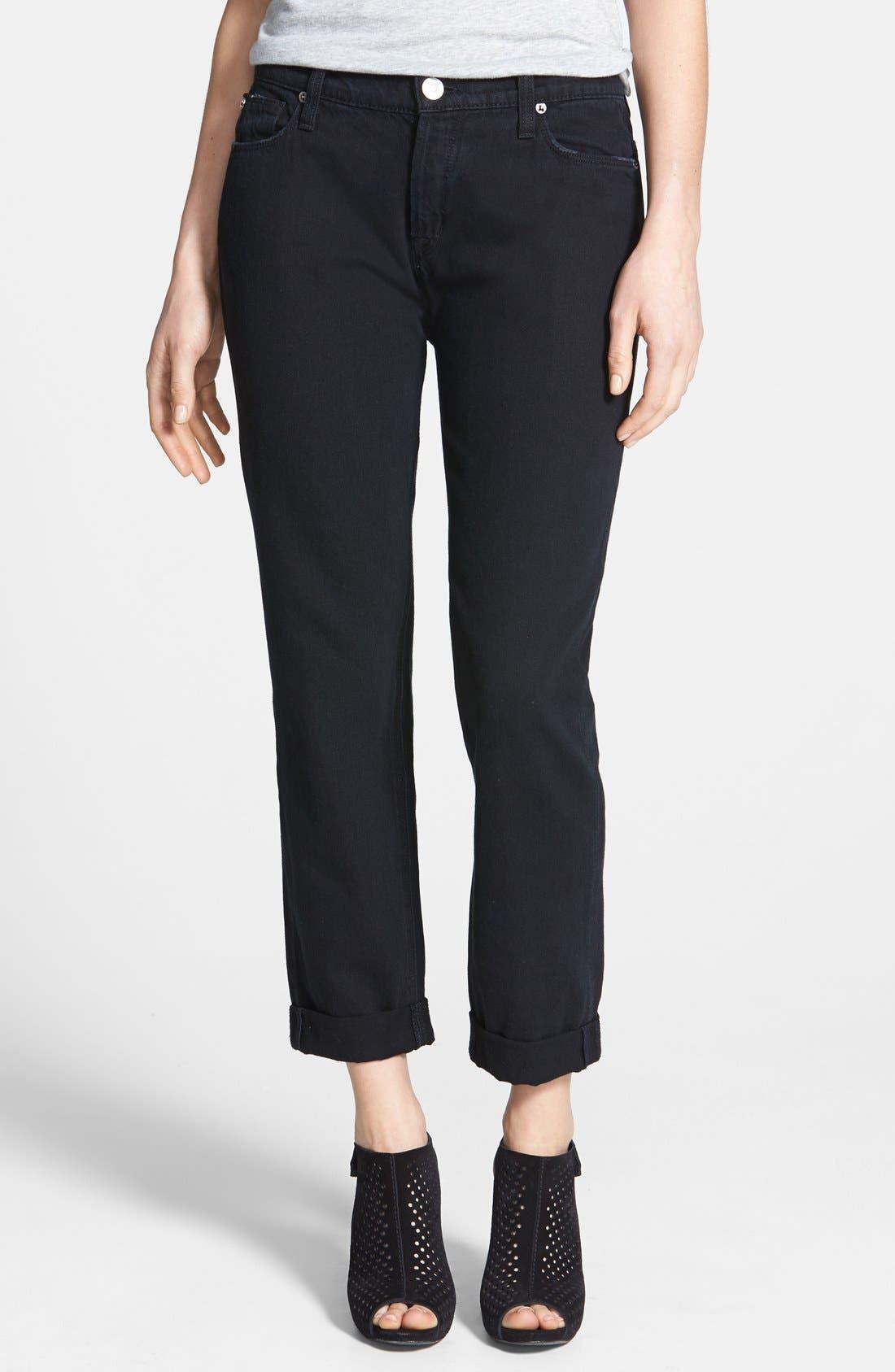 'Leigh' Boyfriend Jeans, Main, color, 001