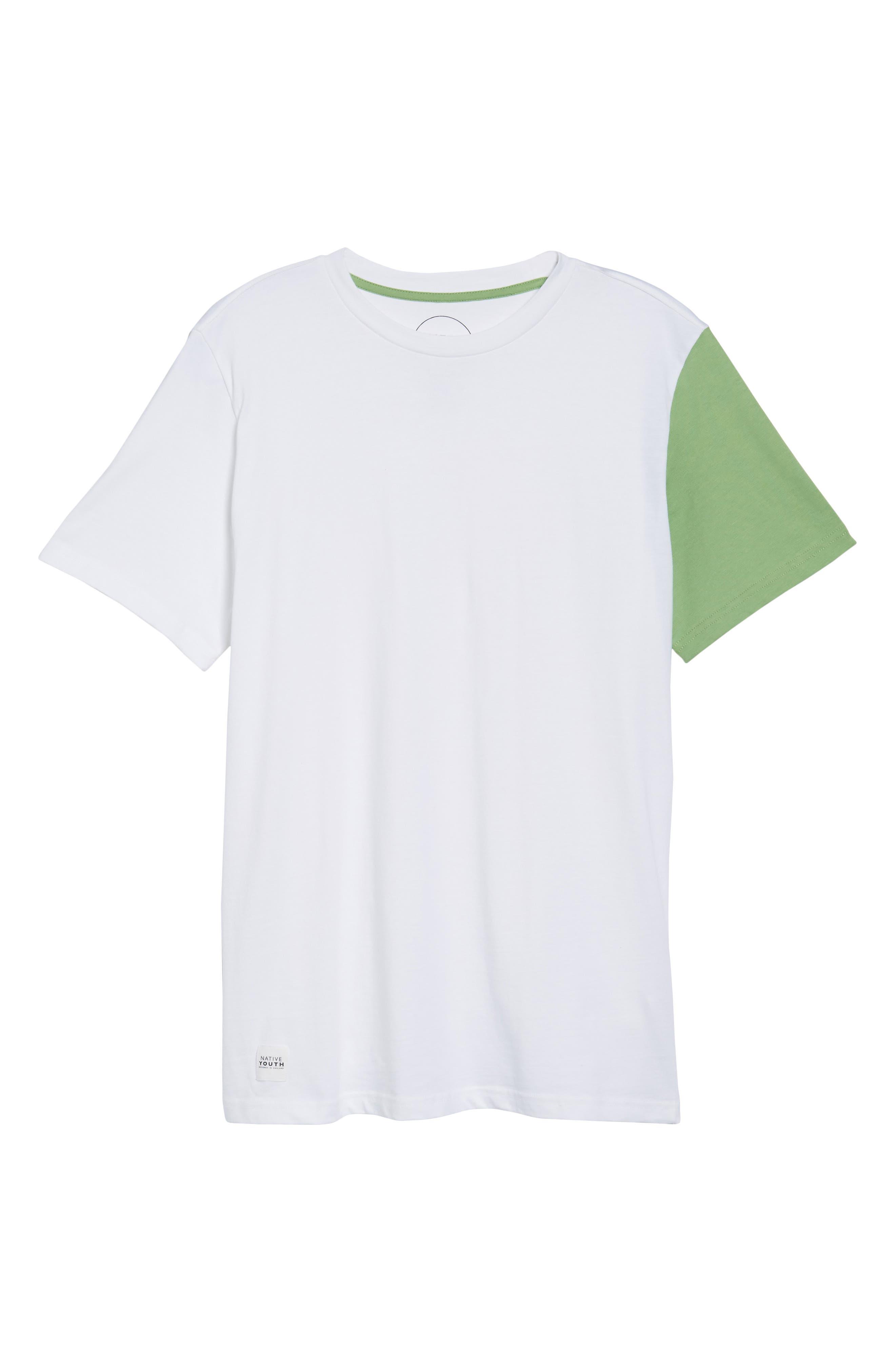 Tides T-Shirt,                             Alternate thumbnail 6, color,                             100