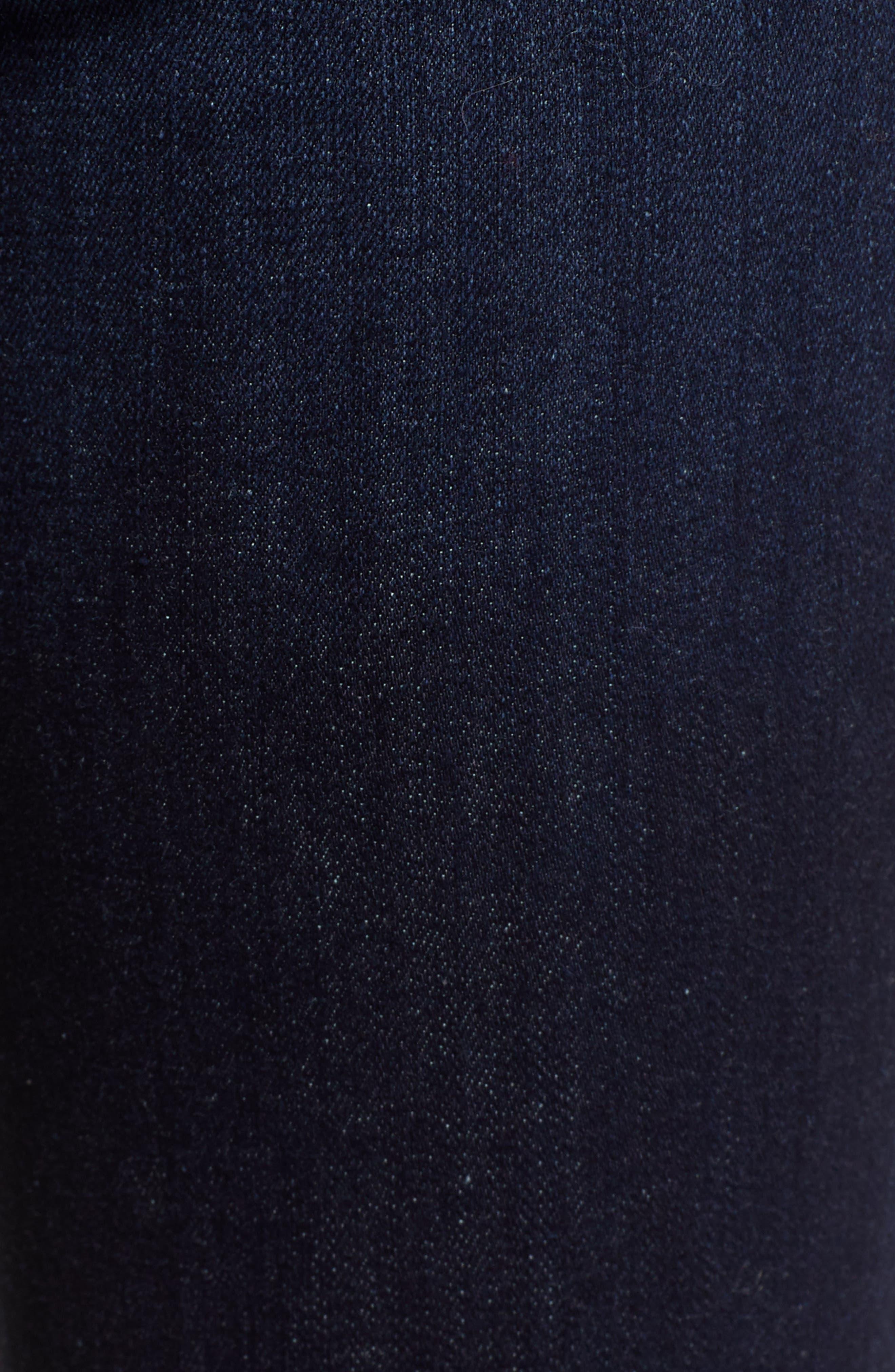 GOOD AMERICAN,                             Good Legs High Waist Skinny Jeans,                             Alternate thumbnail 7, color,                             BLUE224