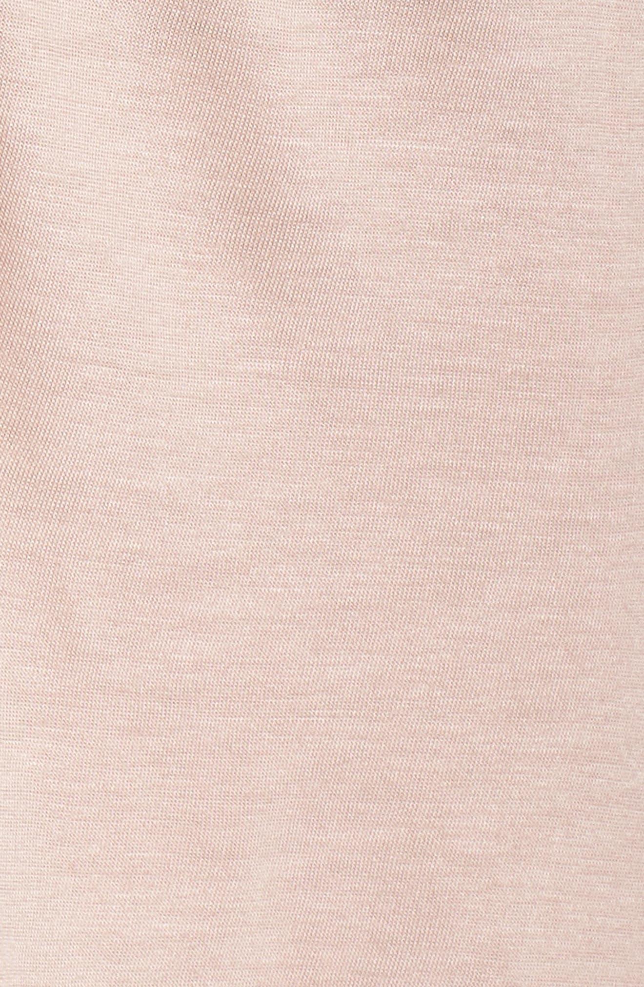 Gisele Crop Pajamas,                             Alternate thumbnail 17, color,