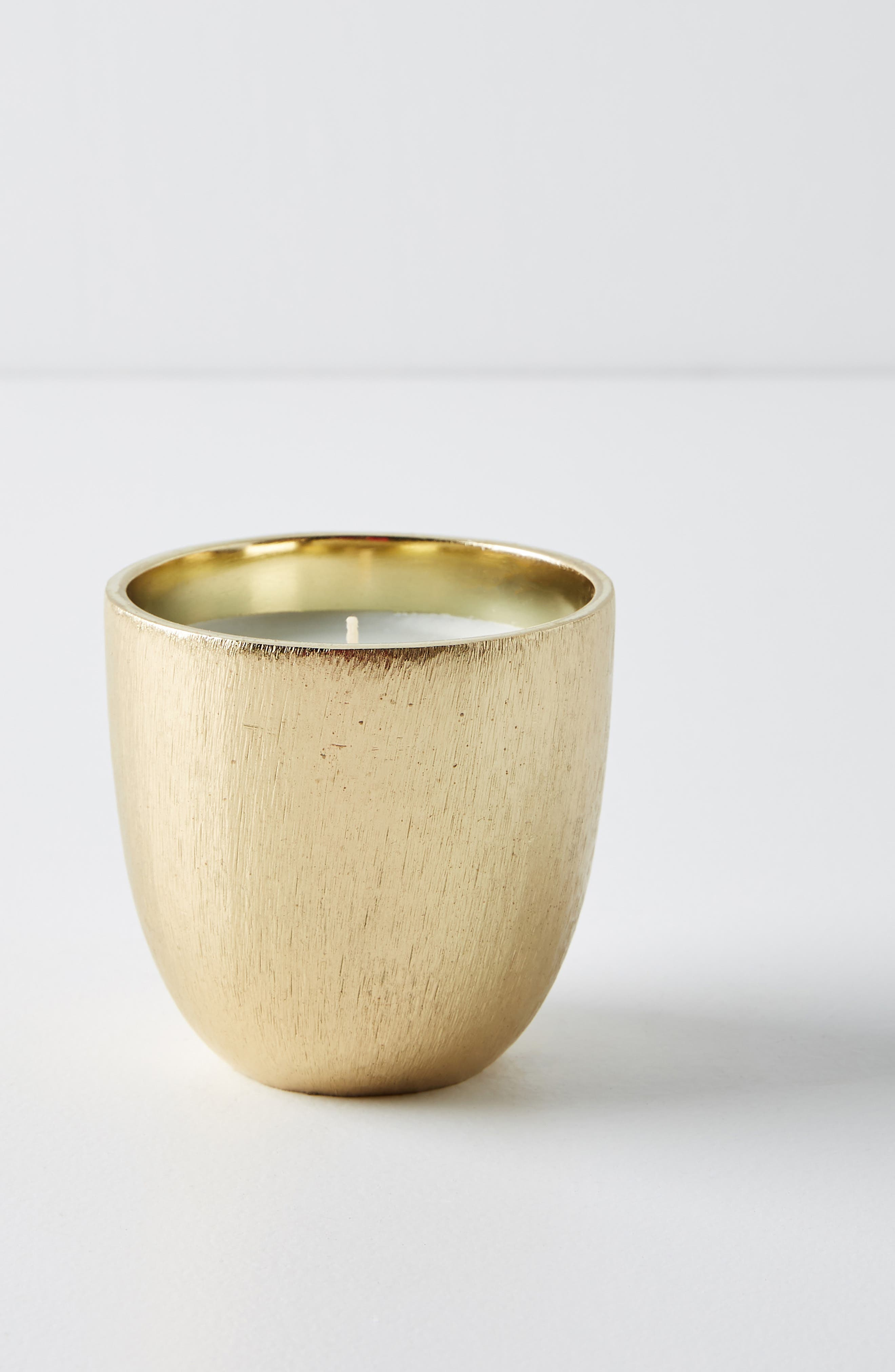 anthropologie gilded rock patchouli scented candle