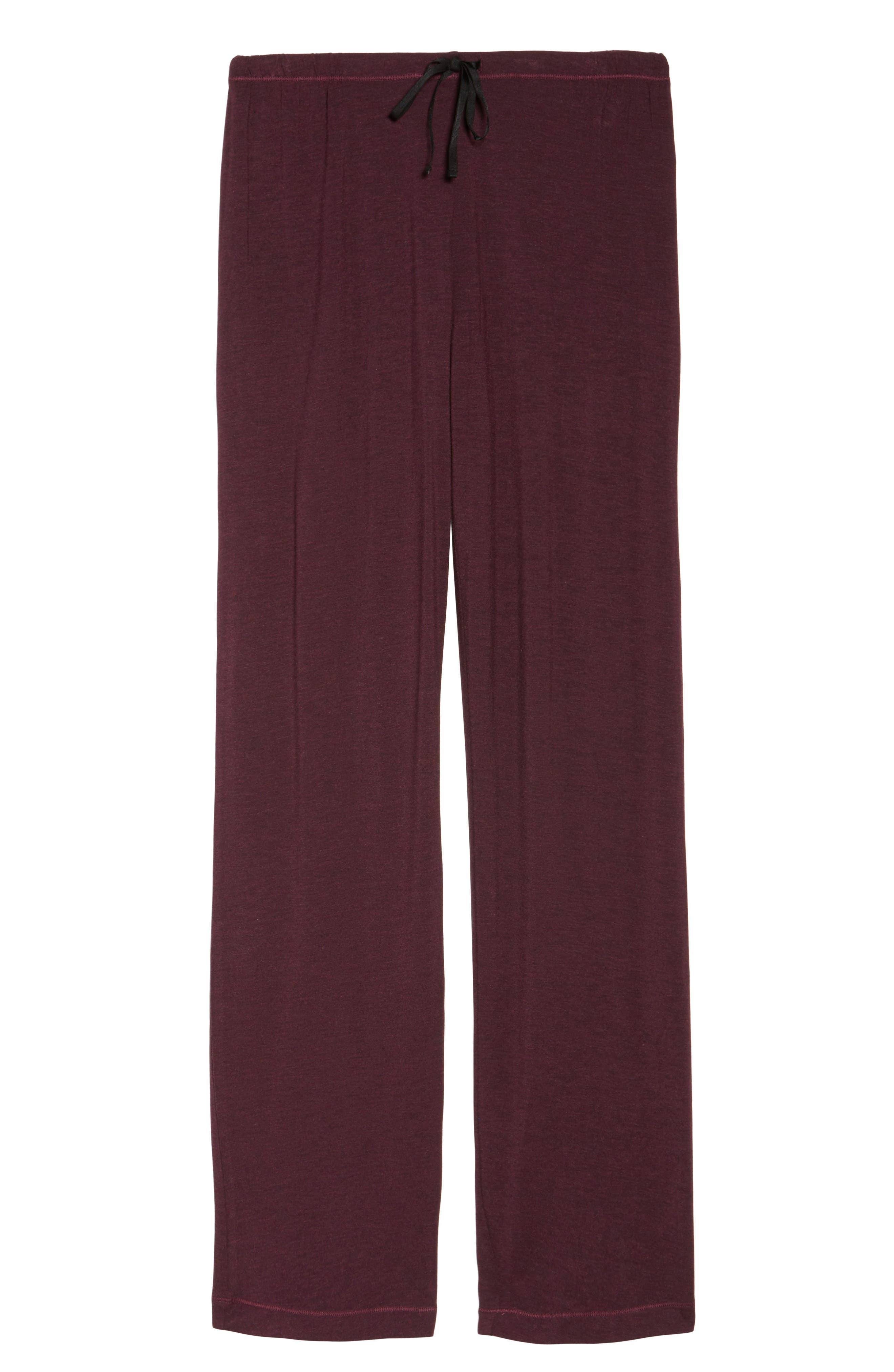 Jersey Lounge Pants,                             Alternate thumbnail 6, color,                             930