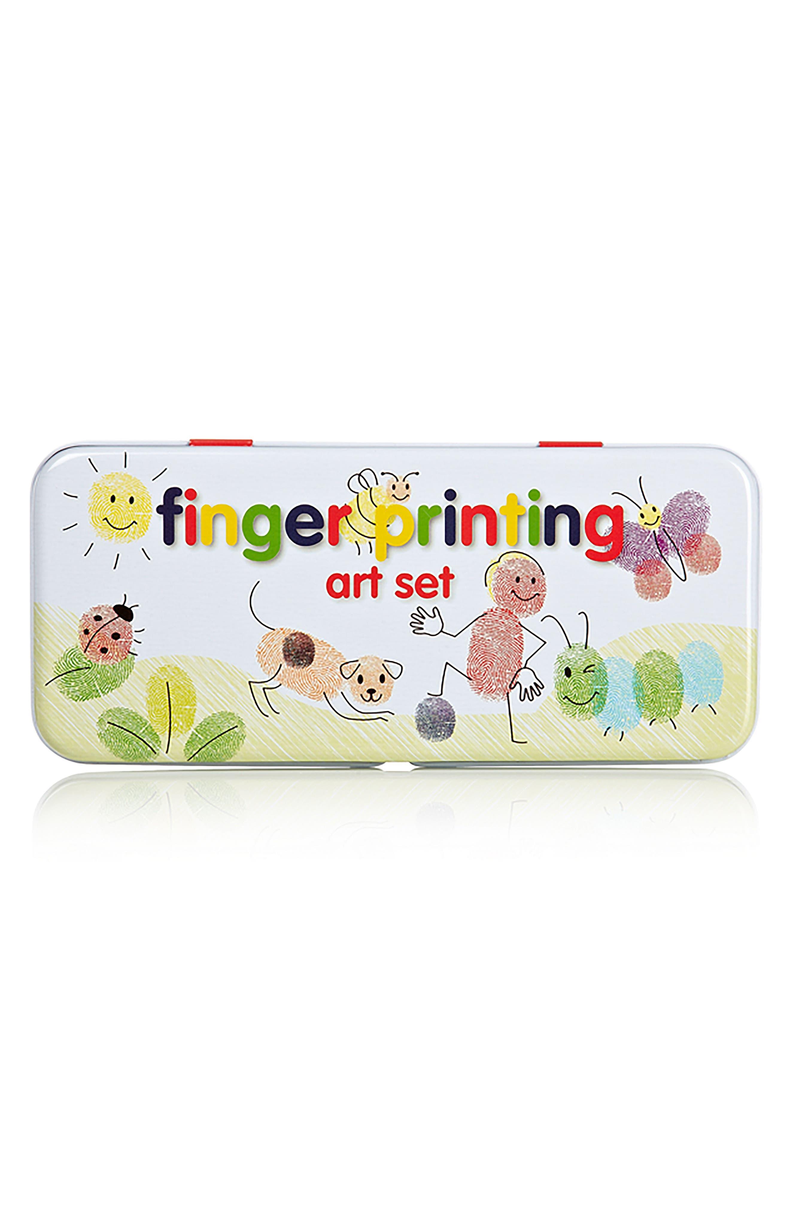 NPW,                             Fingerprint Art Set,                             Main thumbnail 1, color,                             100