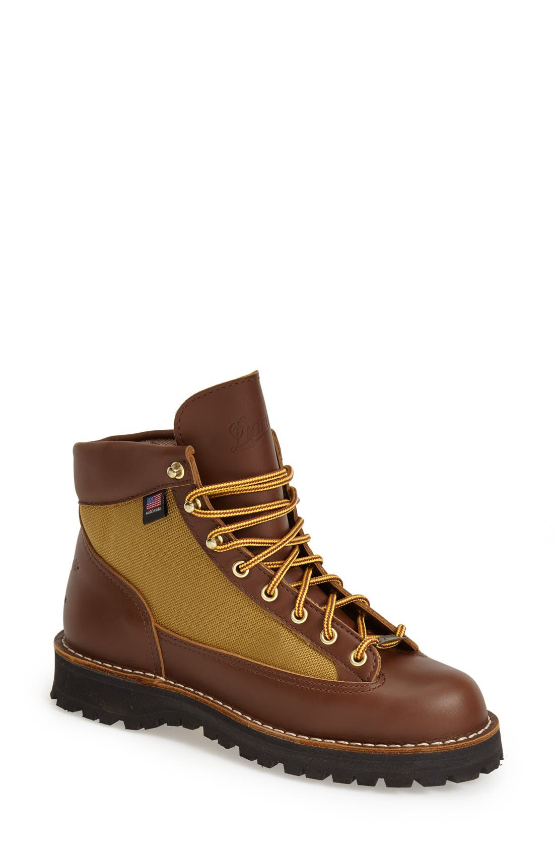'Danner Light' Hiking Boot, Main, color, 200